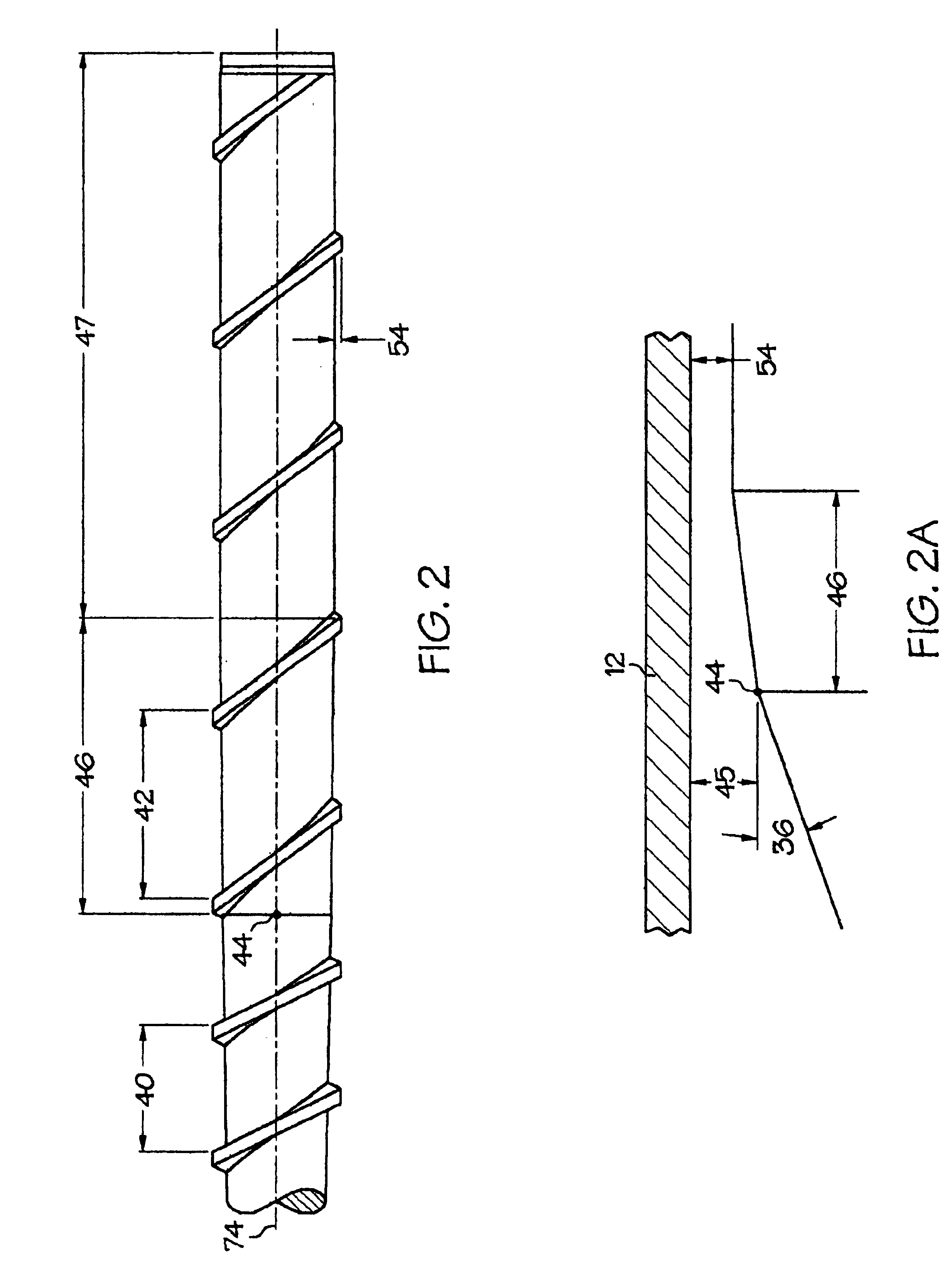 Patent Us6752528 Plasticating Screw For Efficient Melting And Instrumentation Amplifier Circuit Diagram Drawing