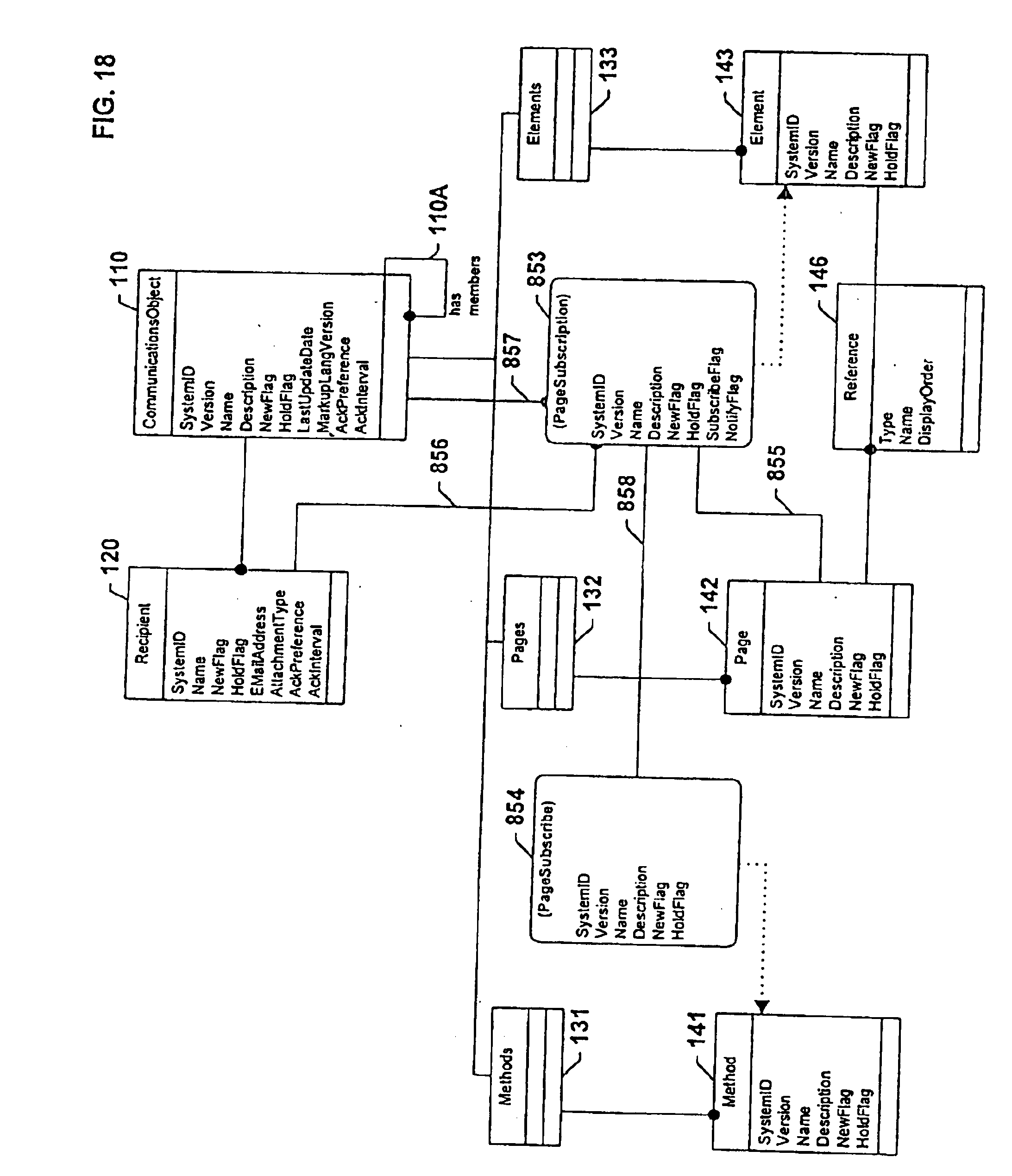 Patent Us6757710 Object Based On Line Transaction Infrastructure Mf 1130 Wiring Diagram Drawing