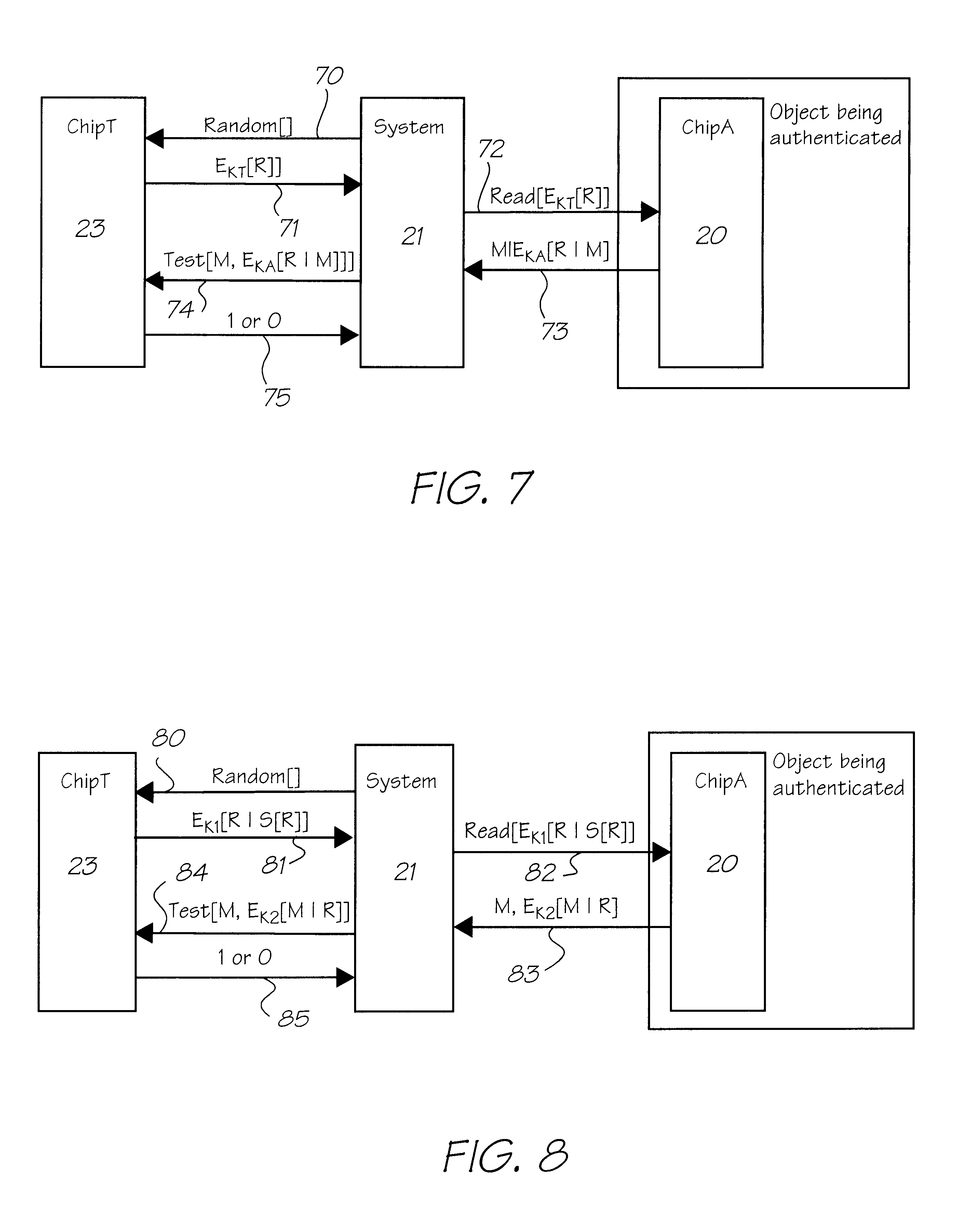 Patent US6757832 - Unauthorized modification of values in