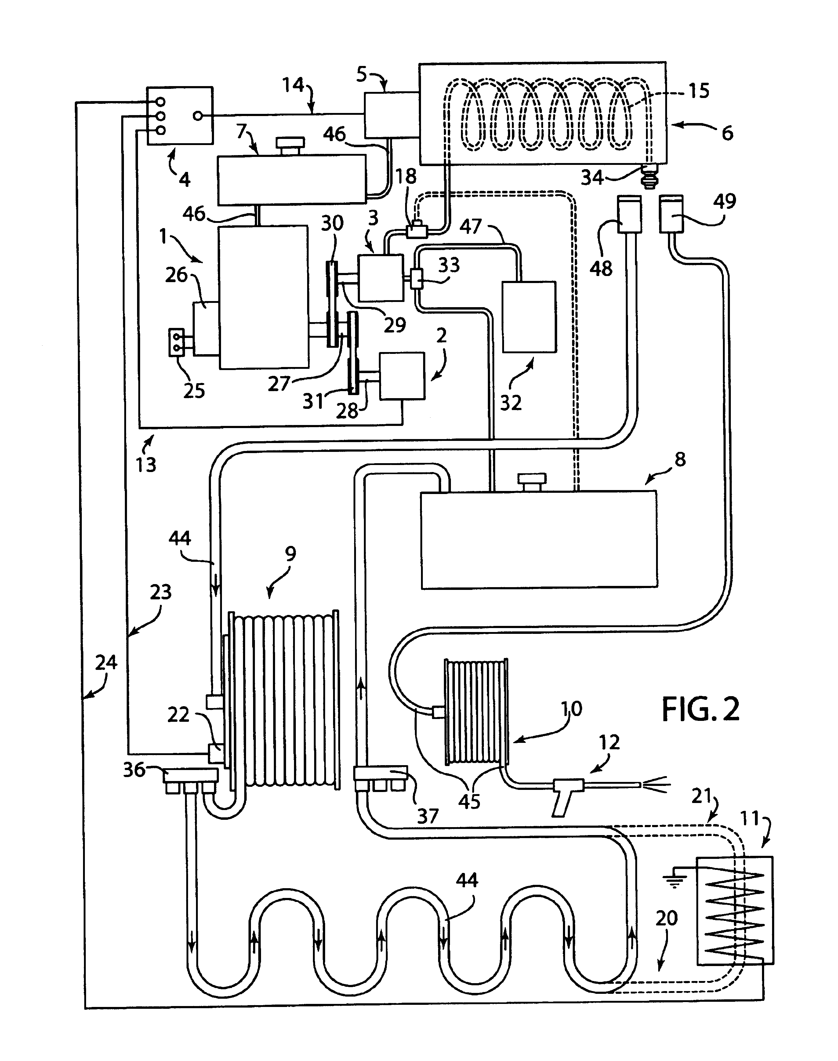 patent us6761135 - multipurpose assembly