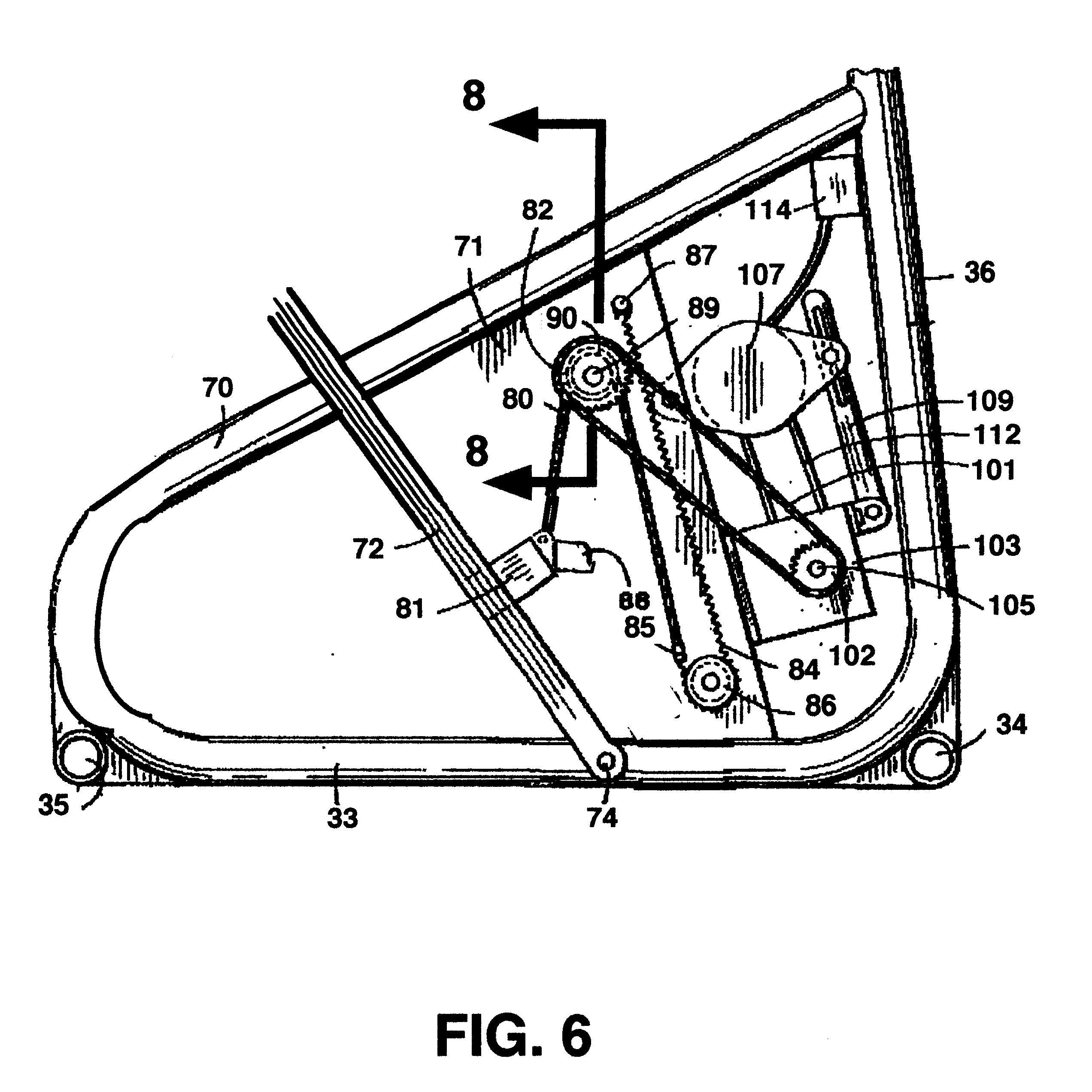 patent us6764431 - swim machine