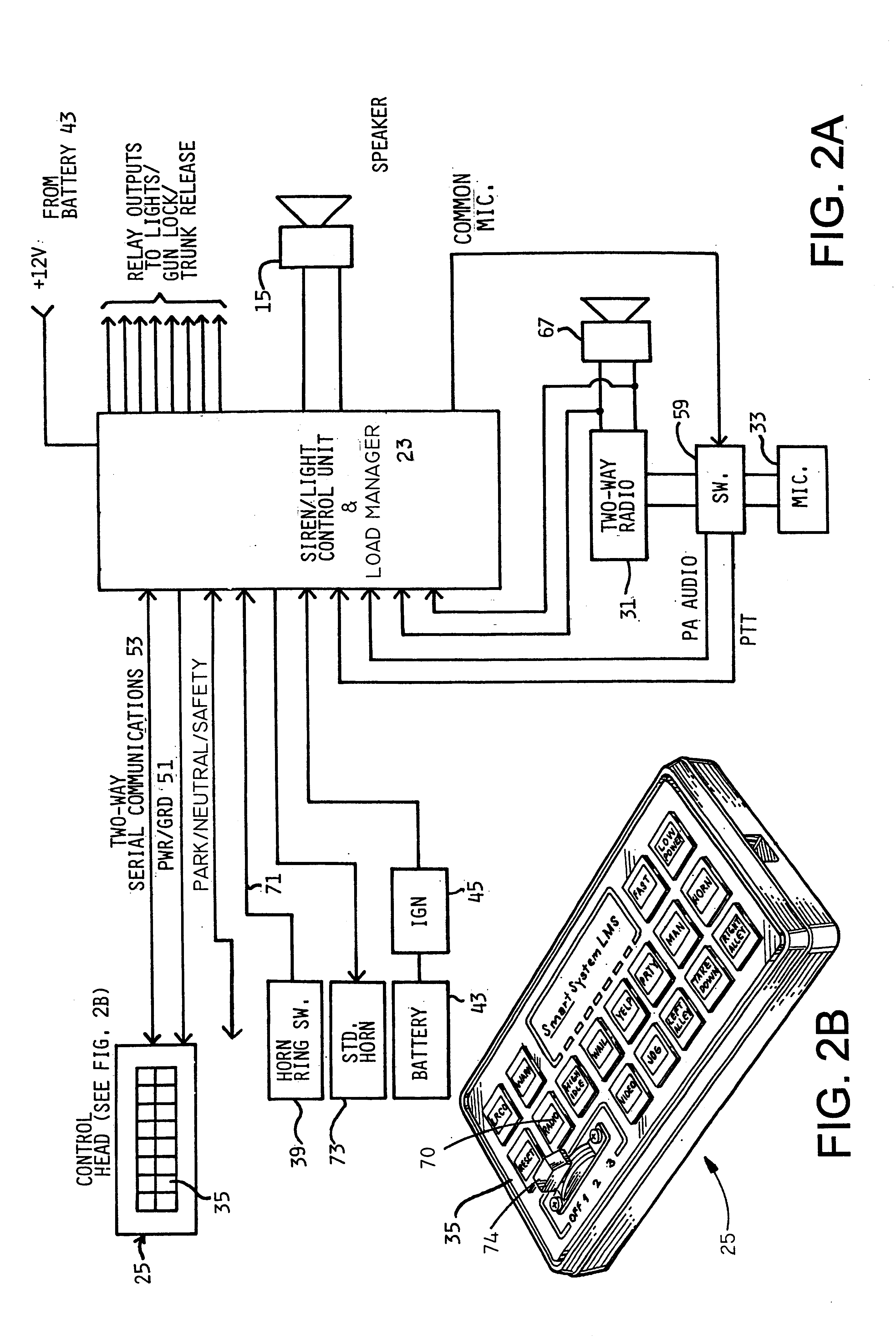 patent us6778078 integrated emergency signaling load management system patents