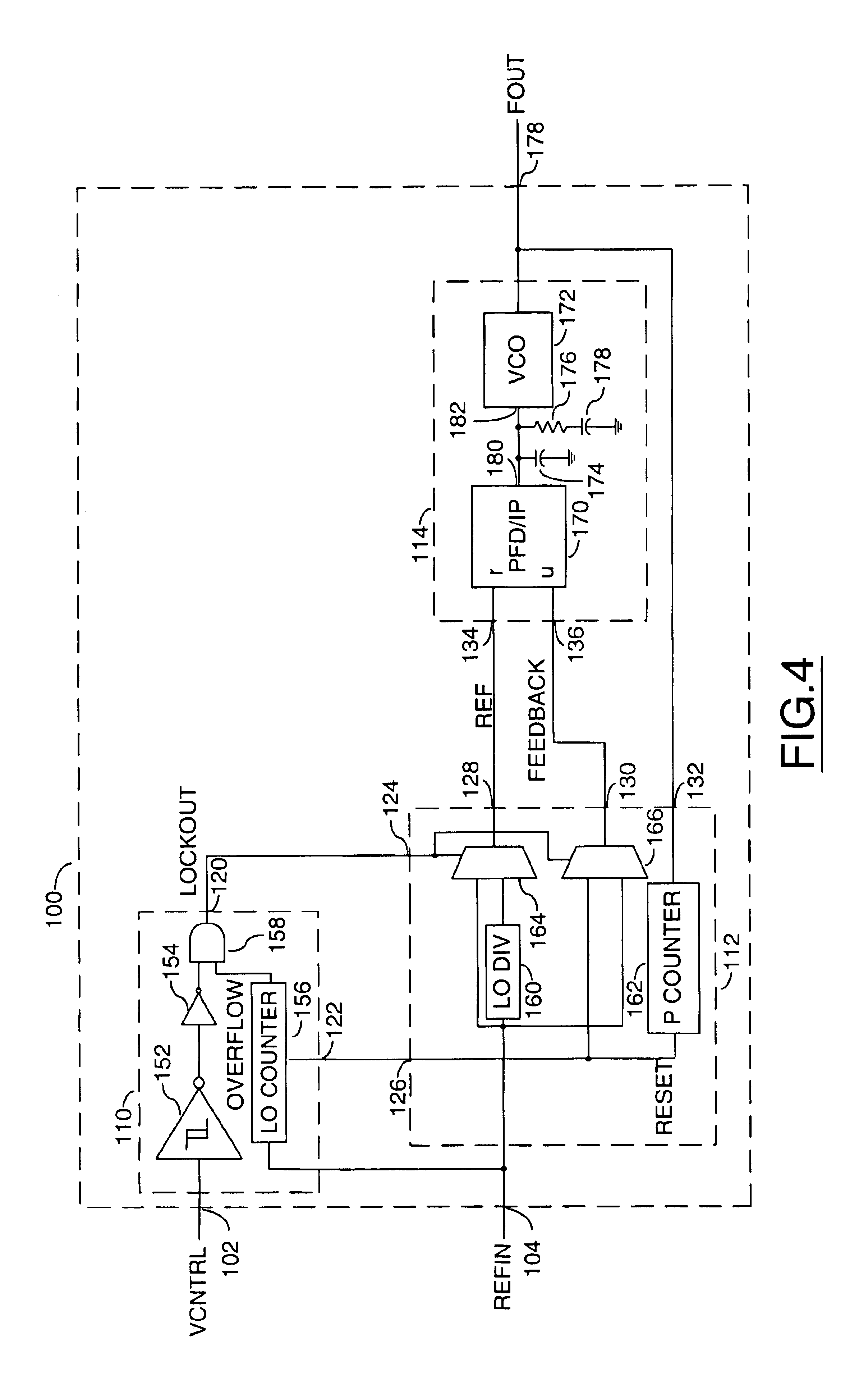 patent us6782068 - pll lockout watchdog