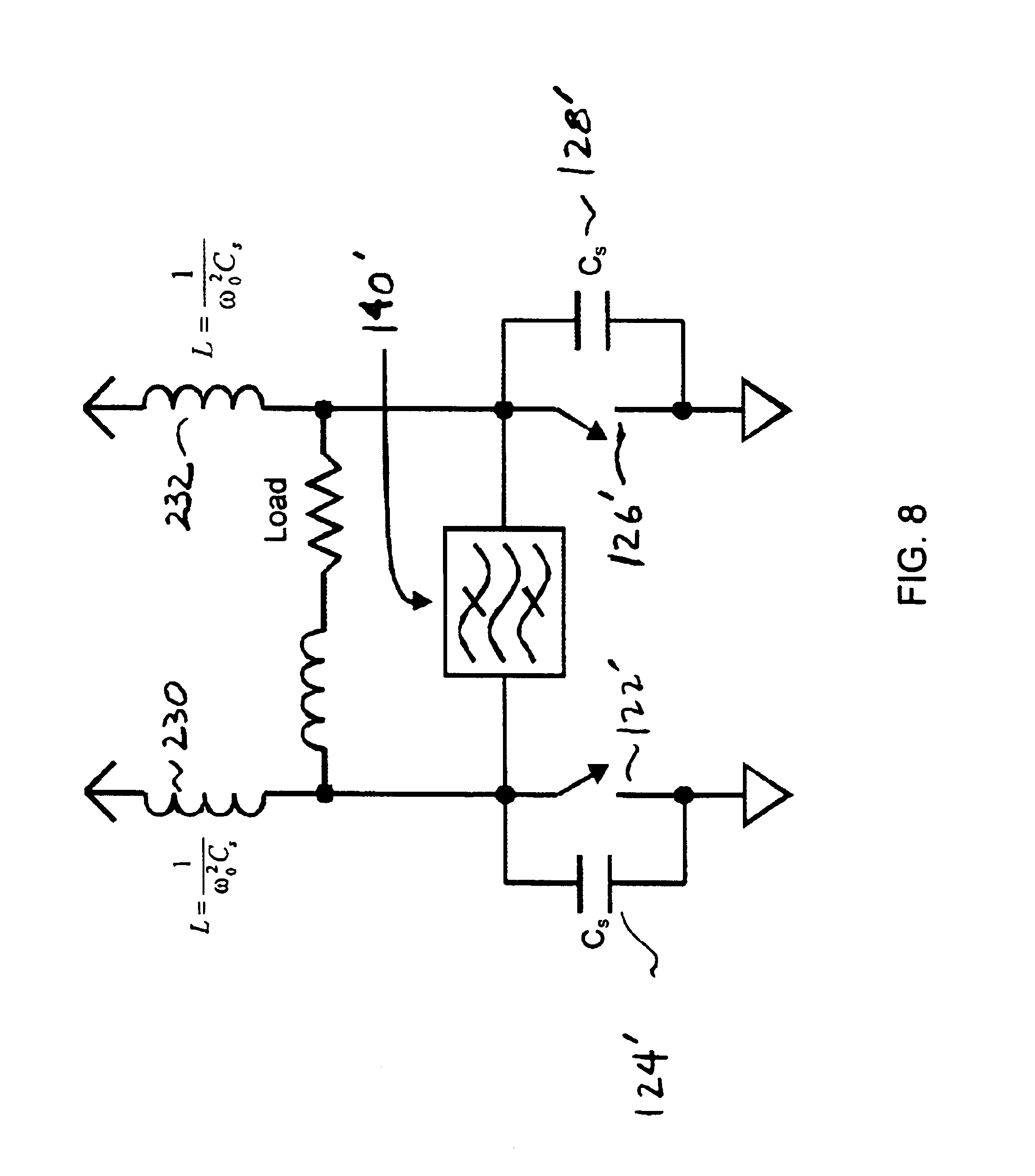 patent us6784732  f switching power amplifiers