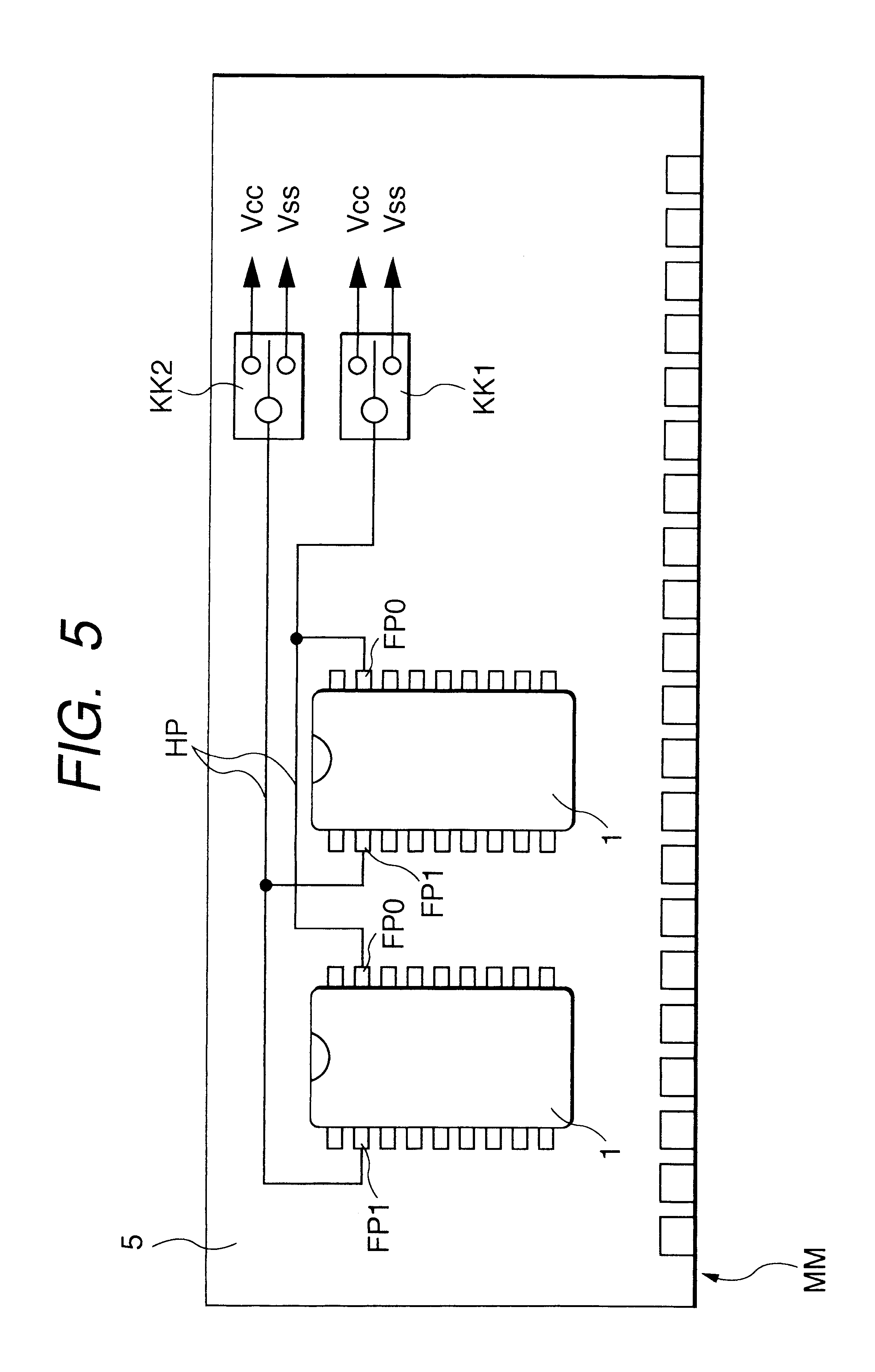 Patent Us6788560 Semiconductor Device And Process For Kk2 15 Wiring Diagram Drawing