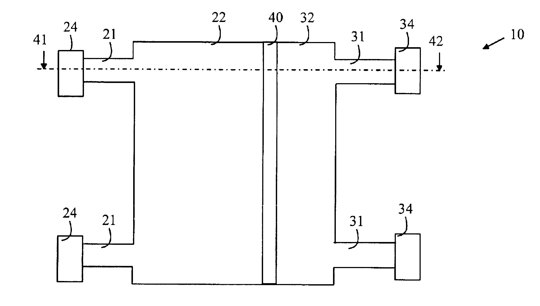 Patent US6803774 - MEMS varactor for measuring RF power