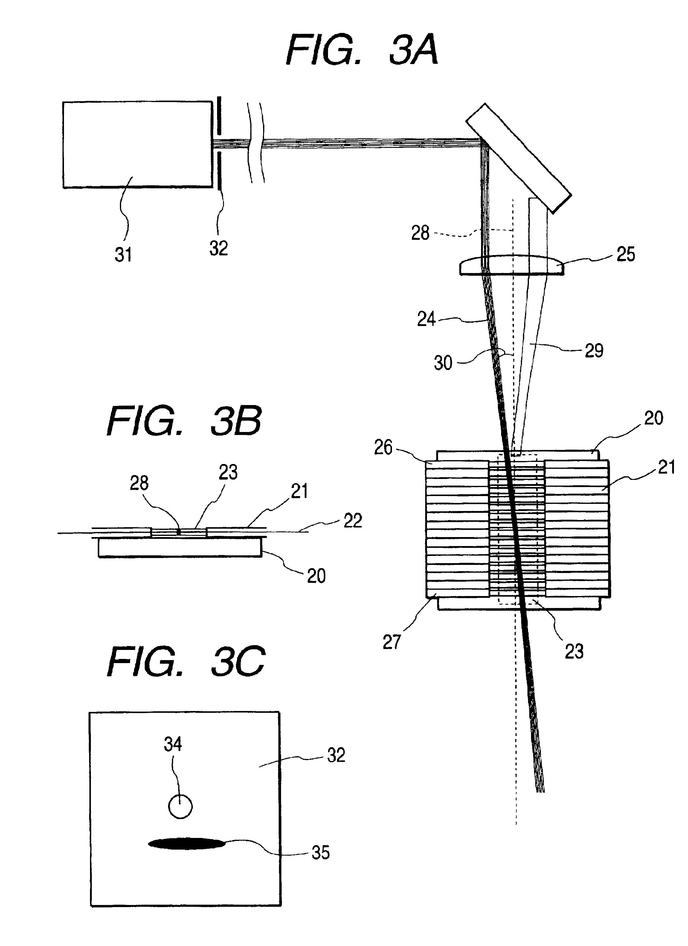 patent us6808610 - capillary array electrophoresis apparatus