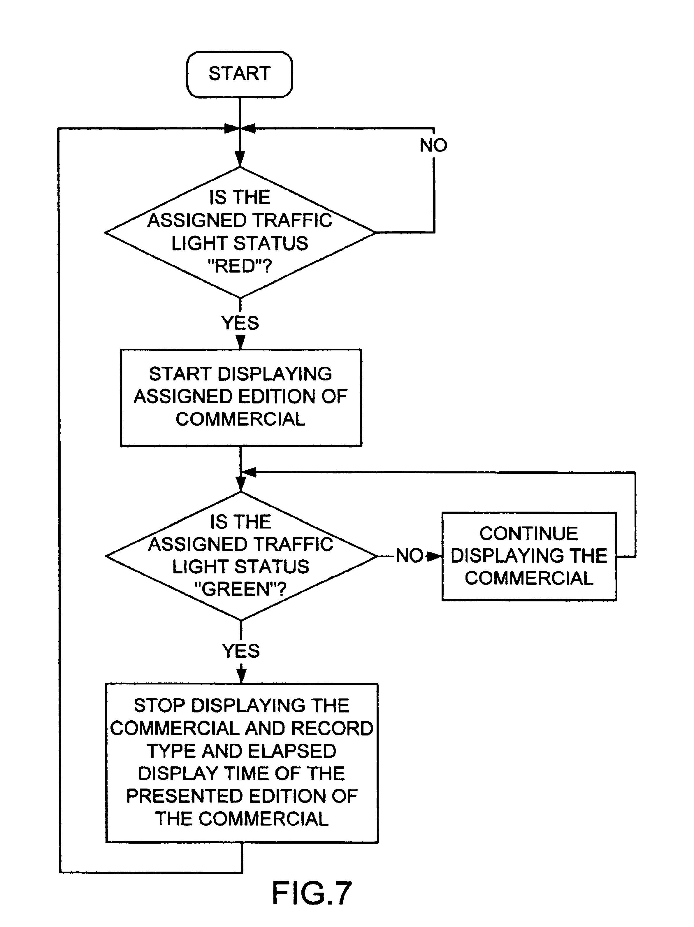 patent us6813554 method and apparatus for adding mercial value Left Turn Traffic Light Animation patent drawing