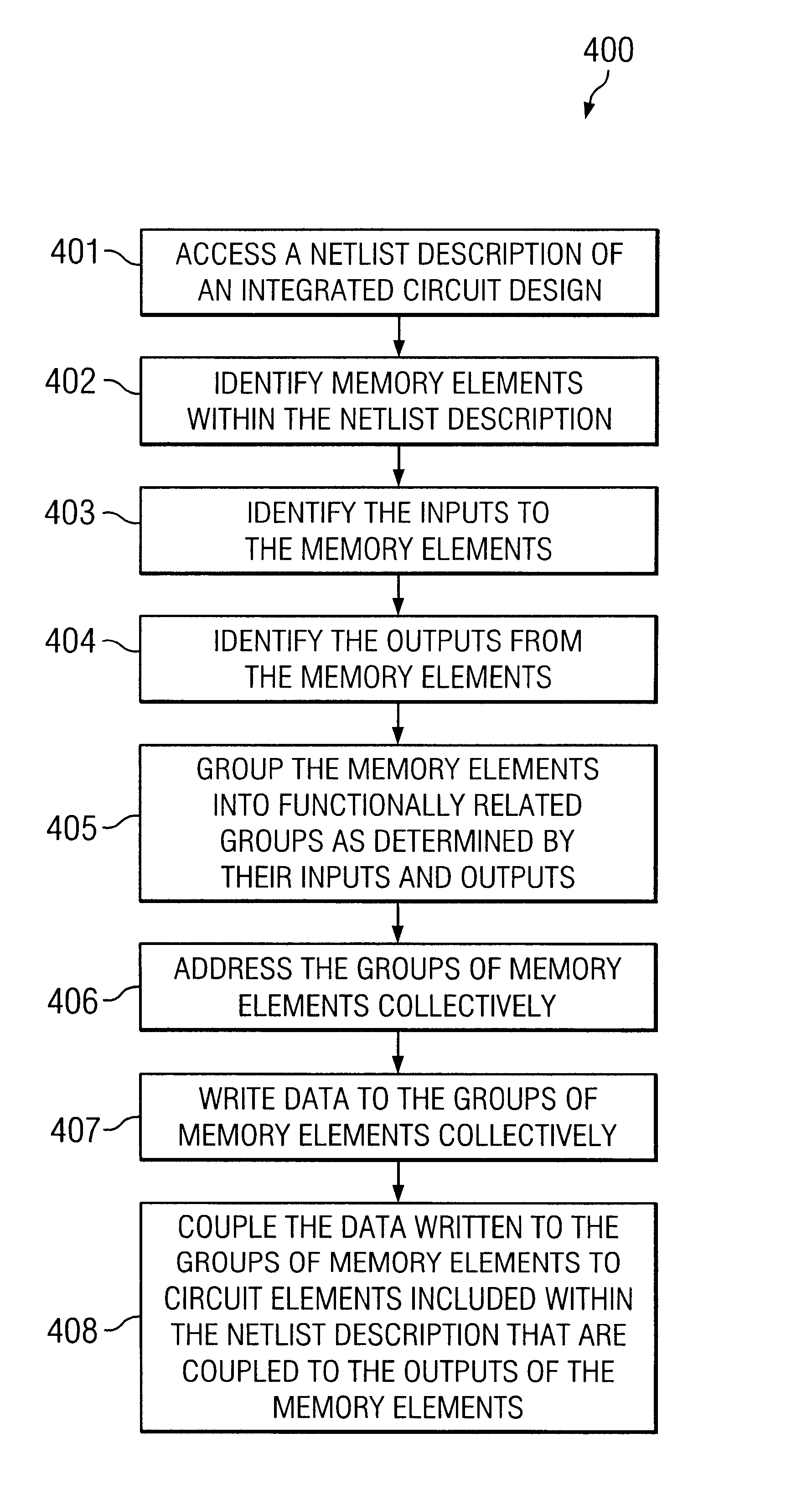 Patent Us6813599 Efficient Memory Structure Simulation For Cmos 4017 Sequential Timer Drawing