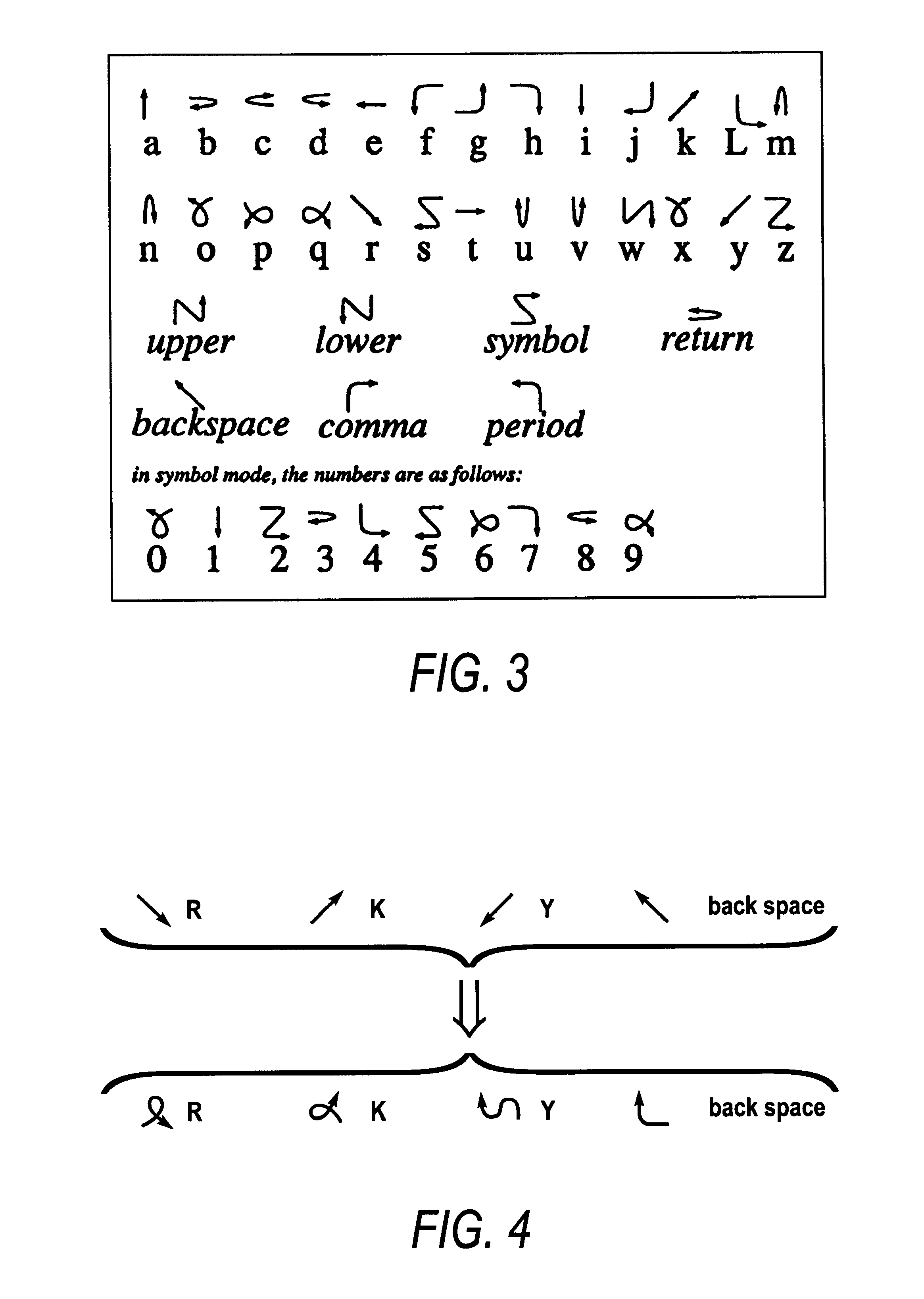 Plaintiff symbol legal elledecor patent us6816859 rotationally desensitized unistroke biocorpaavc Choice Image