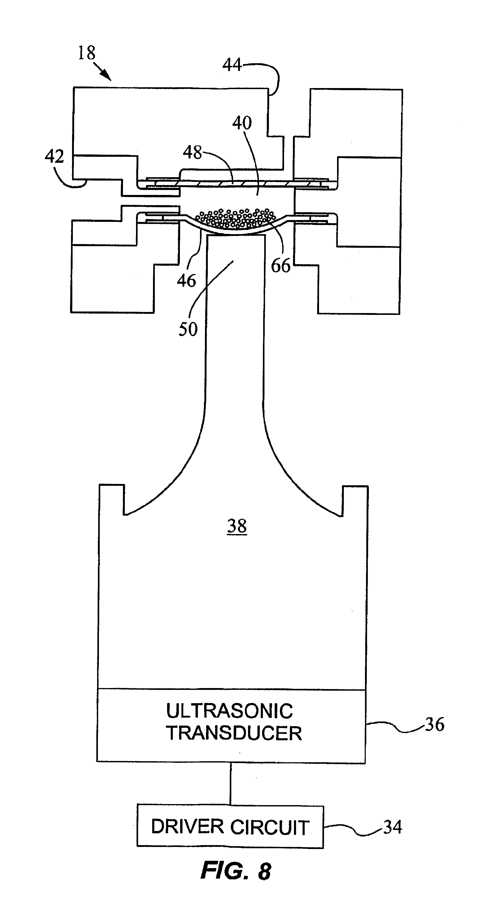 Patente Us6819027 Method And Apparatus For Controlling Ultrasonic Transducer Driver Circuit Patent Drawing