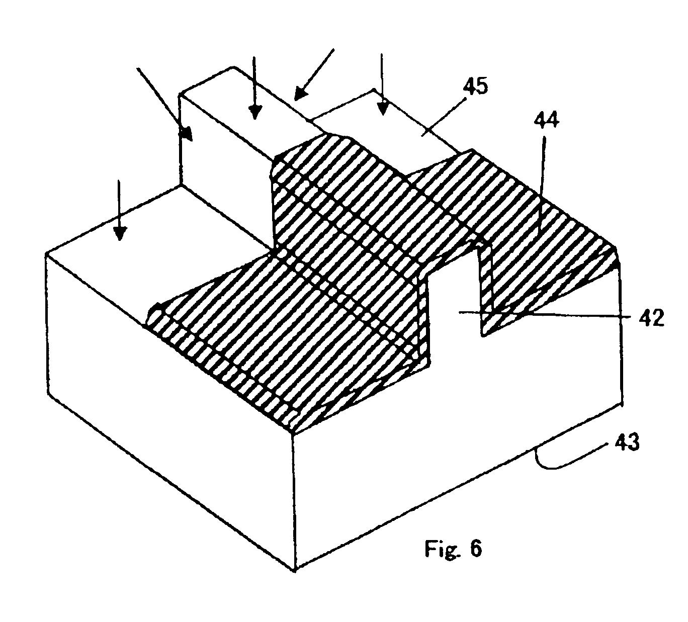 patent us6821834