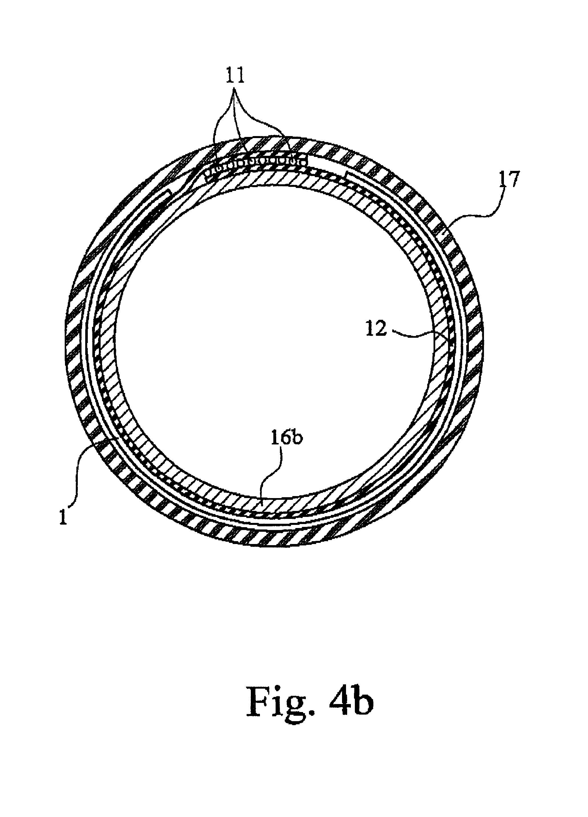 patent us6823730 - capacitive fill level measurement device