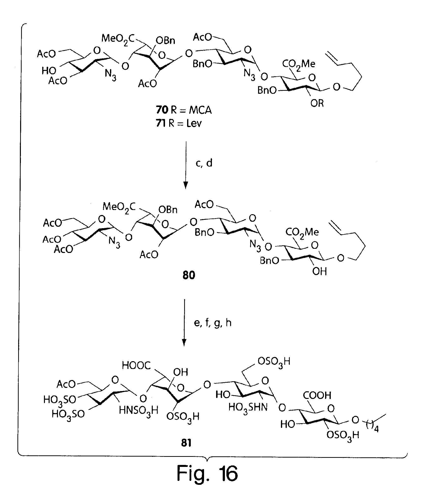 Solid- And Solution-phase Synthesis Of