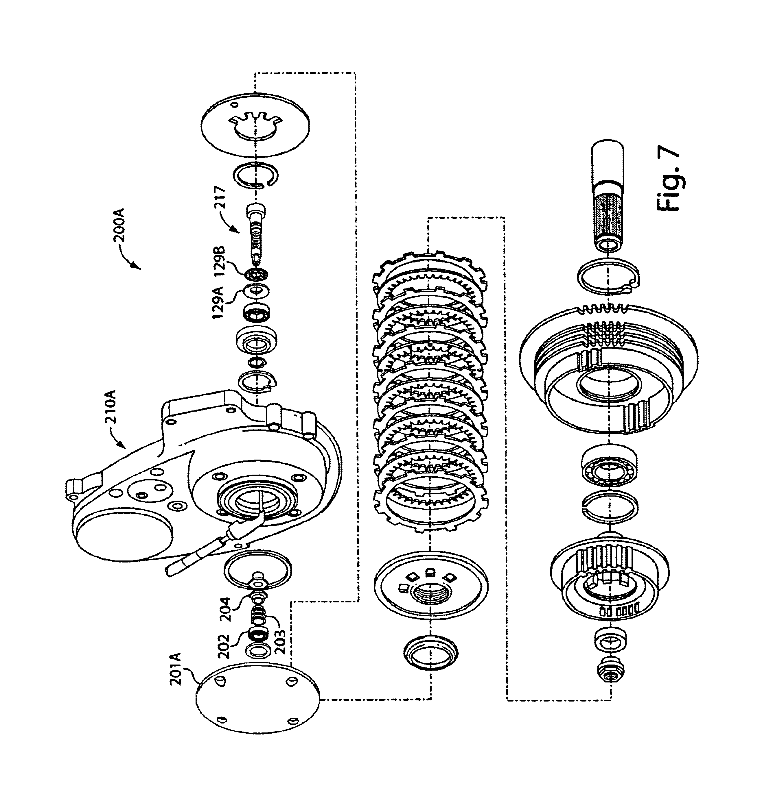1997 harley sportster transmission diagram