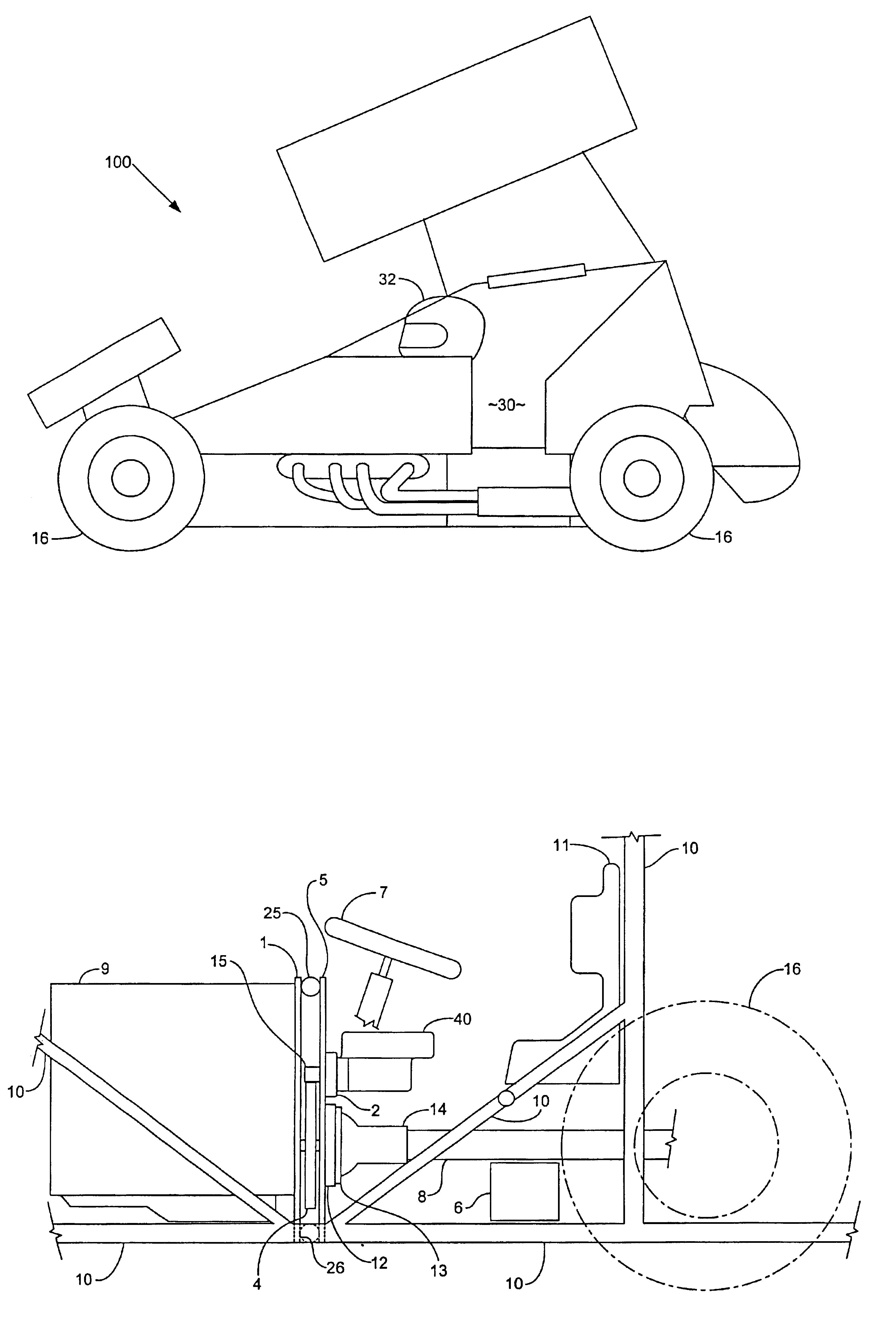 car clutch plate system