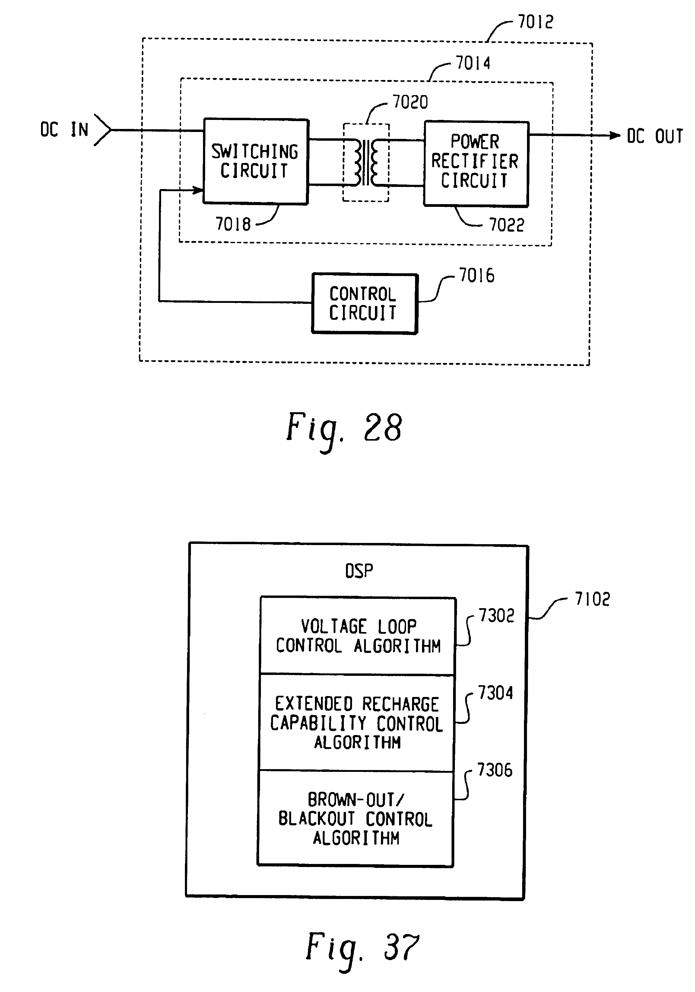 Patent Us6856526 Power System With Phased Controlled Inrush Pics Photos Scr Control Circuit Drawing