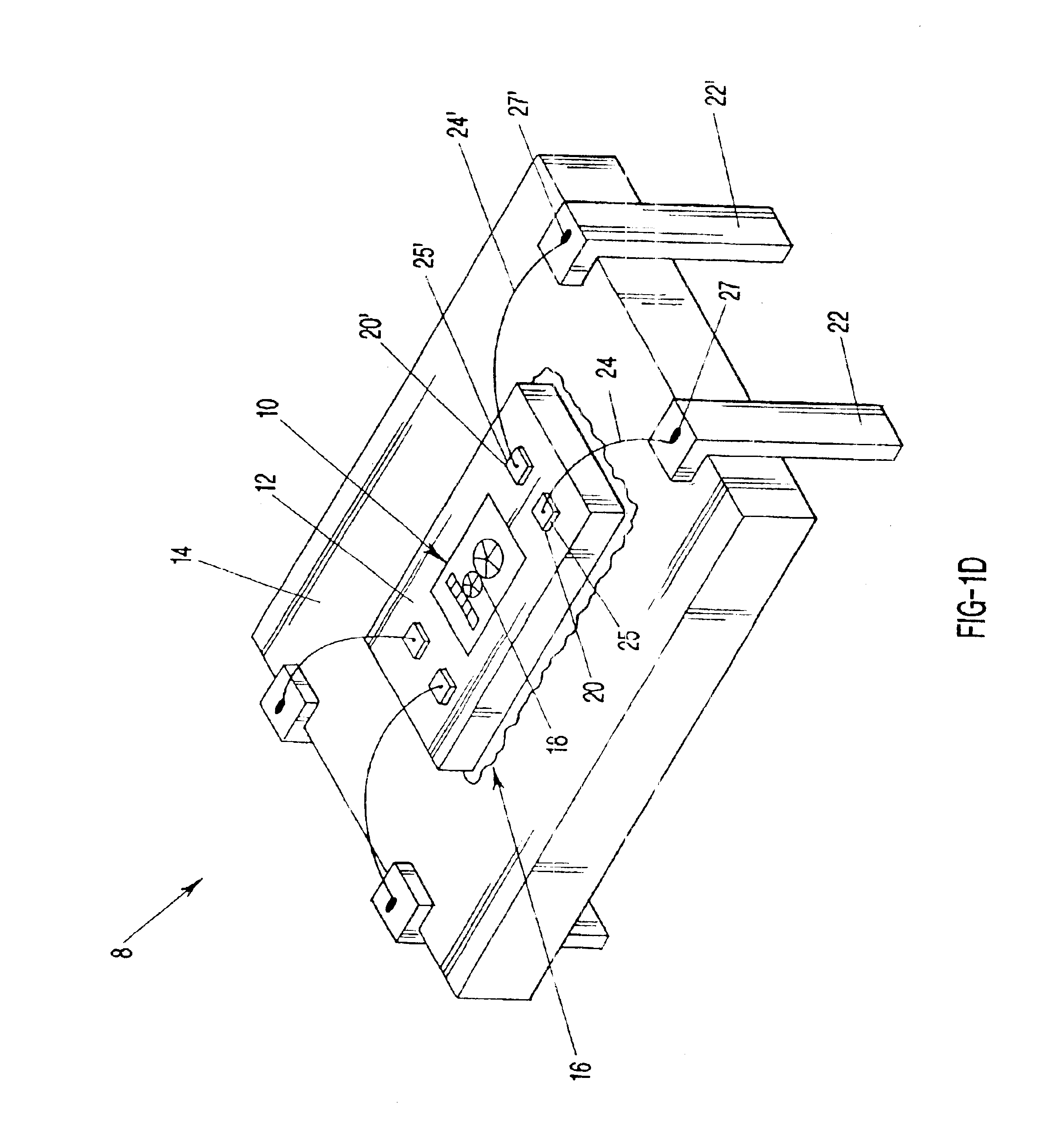 patent us6858943 - release resistant electrical interconnections for mems devices