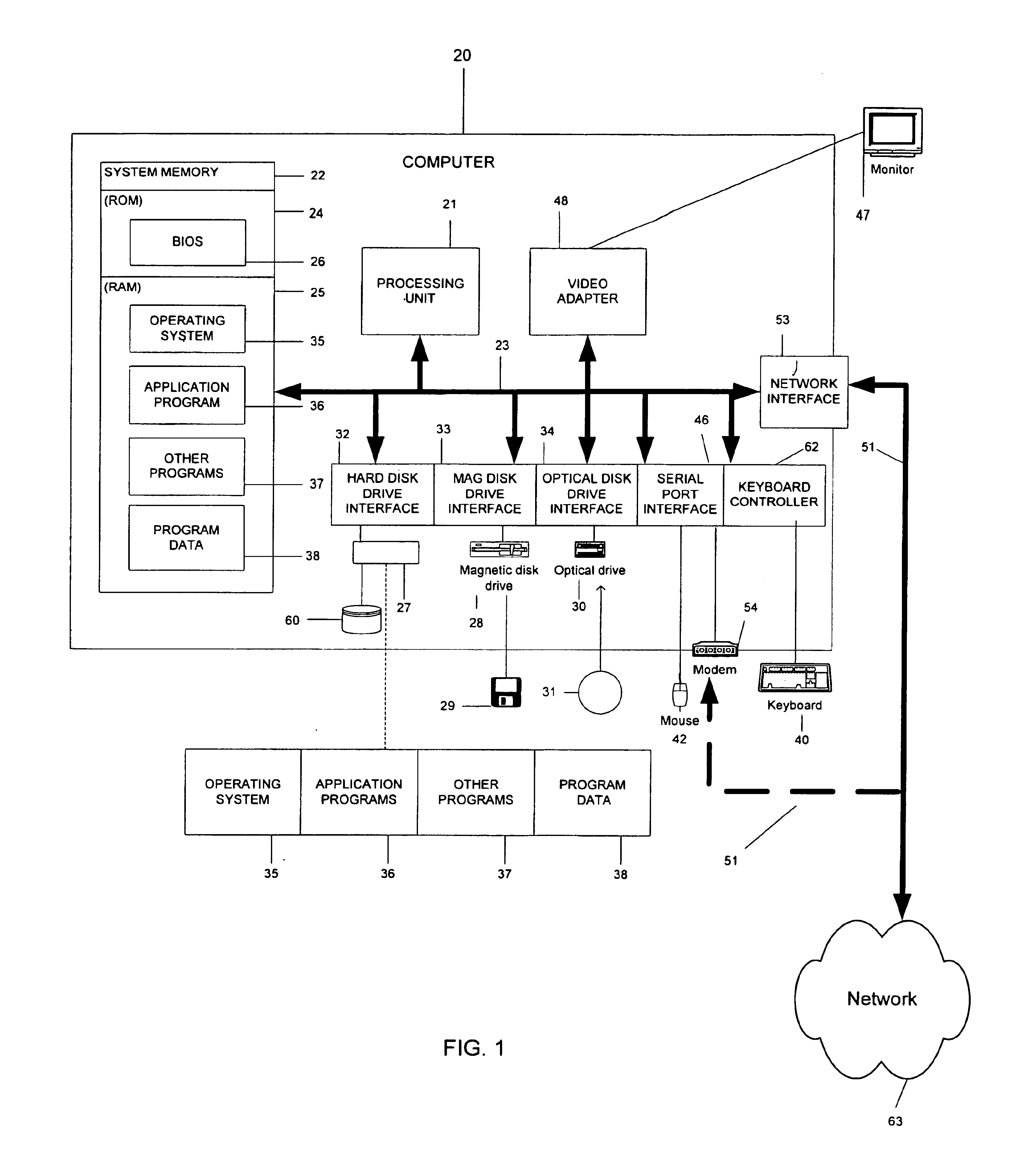 patent us6862285 - method and system for communicating with a virtual circuit network