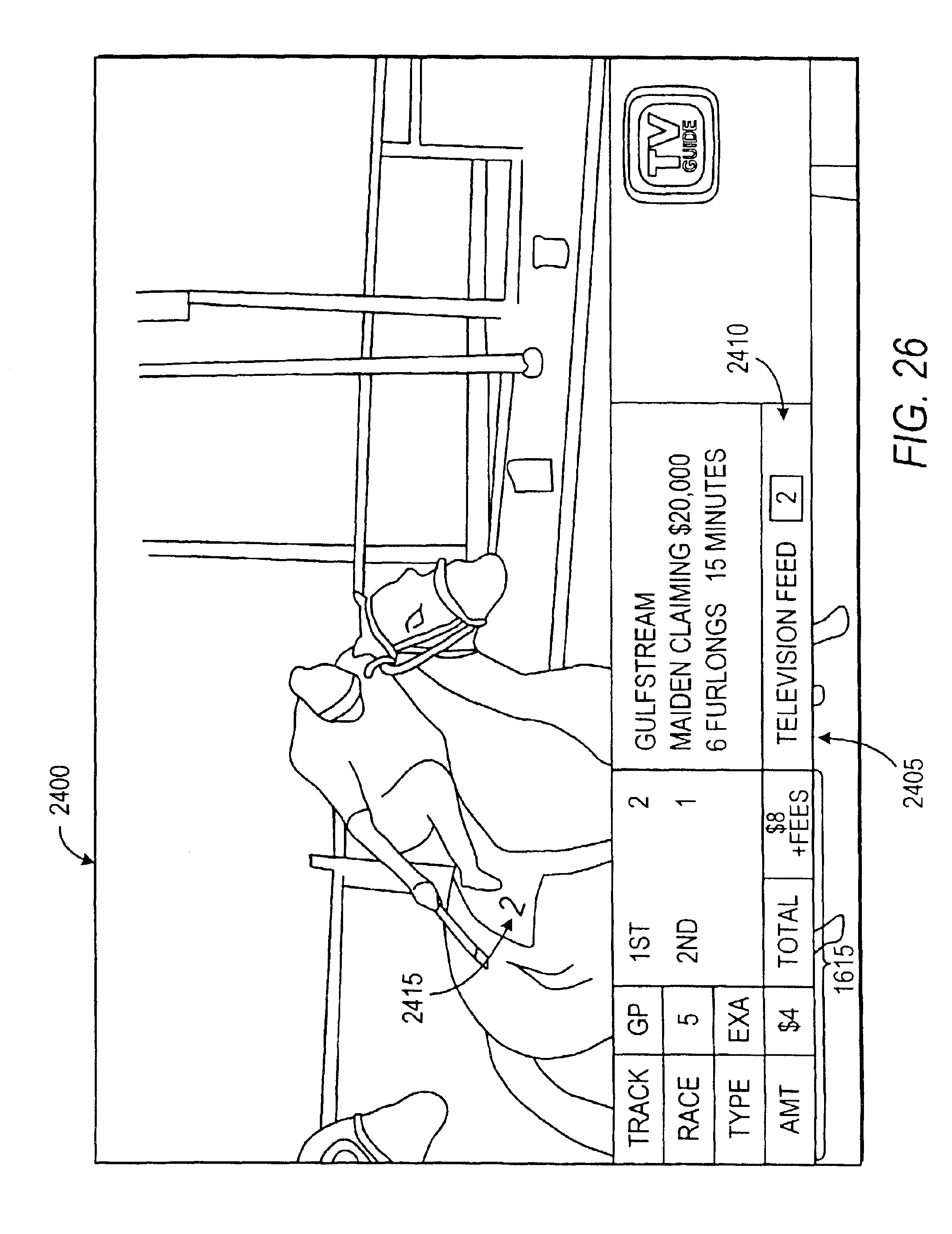 Patent Us6869364 Interactive Wagering Systems And Methods With 1987 Gulfstream Wiring Diagram Drawing