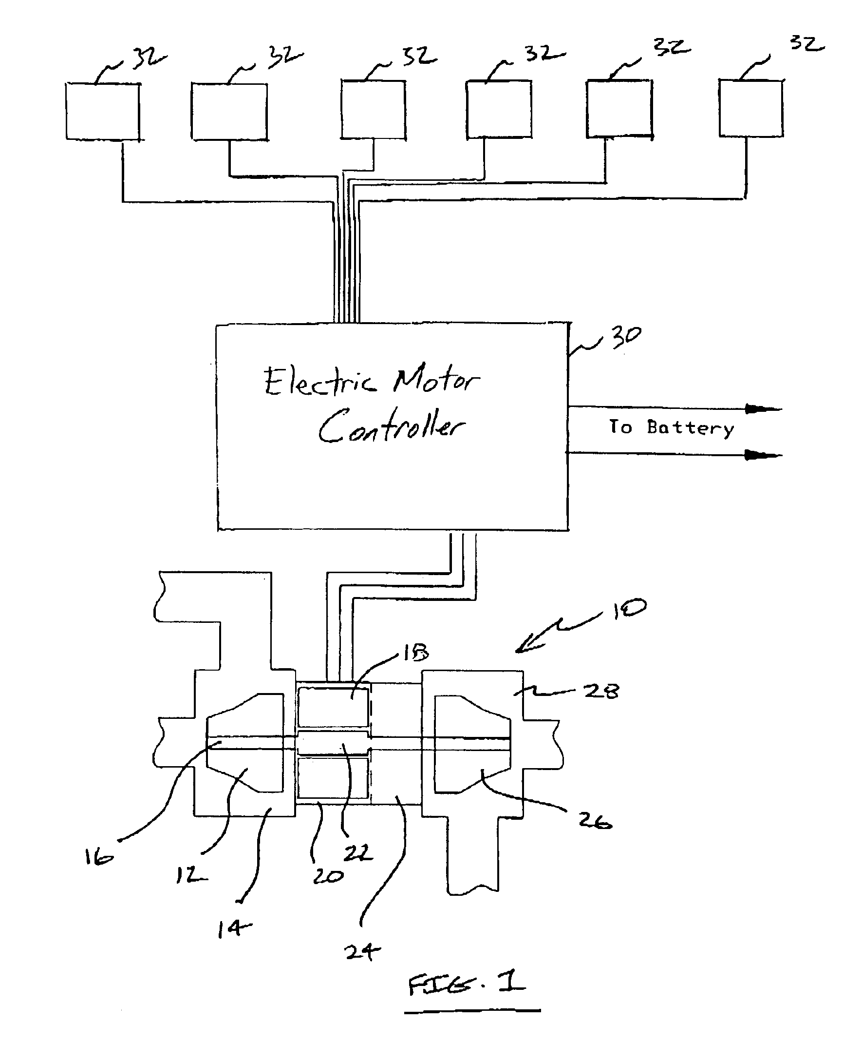 Electric Turbocharger Patents: Compressor Surge Protector For Electric