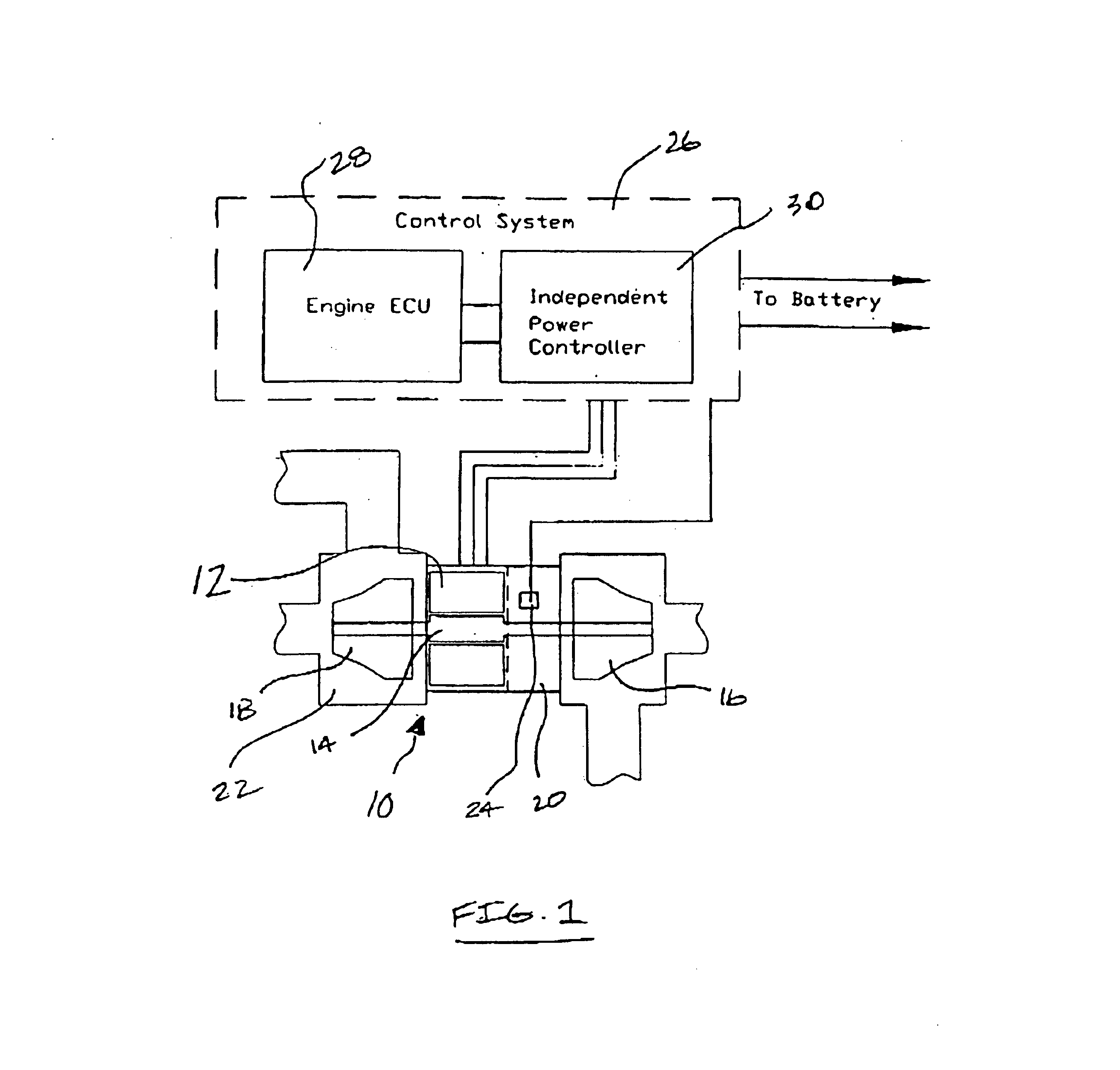 Electric Turbocharger Patents: Oil Pressure Detector For Electric