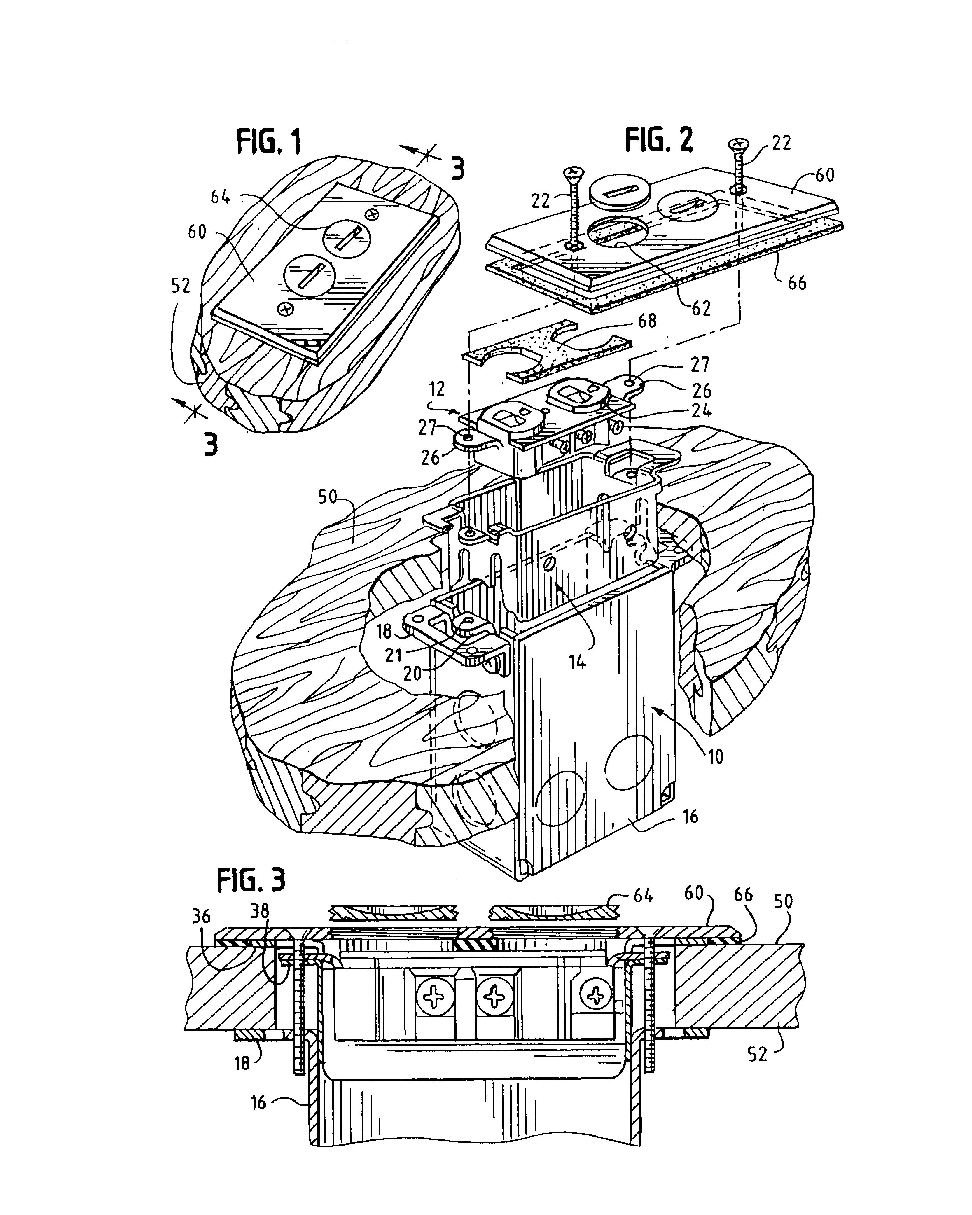 patent us6878877