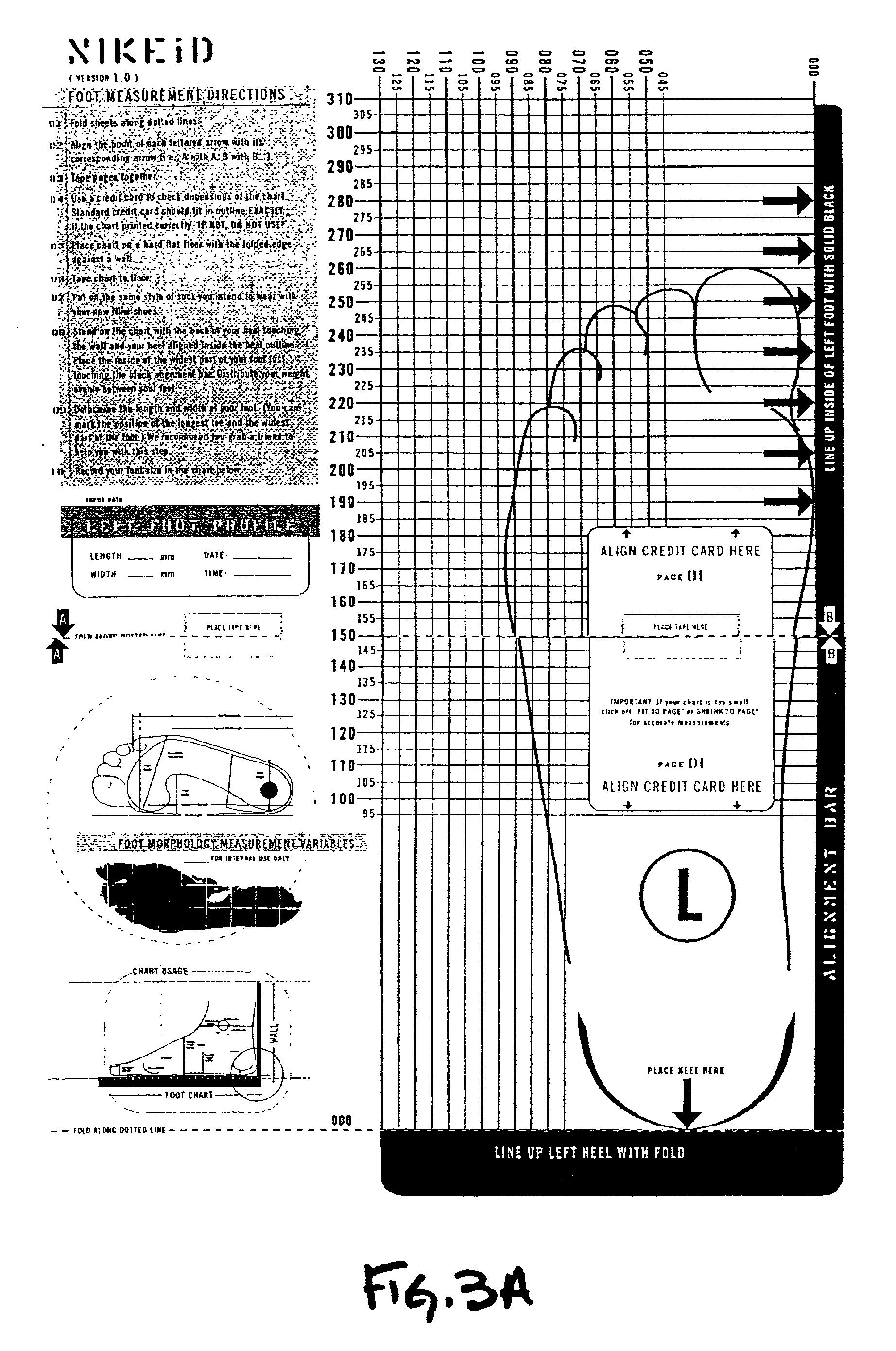 photo relating to Brannock Device Printable titled Printable Brannock Machine Width Very similar Key phrases