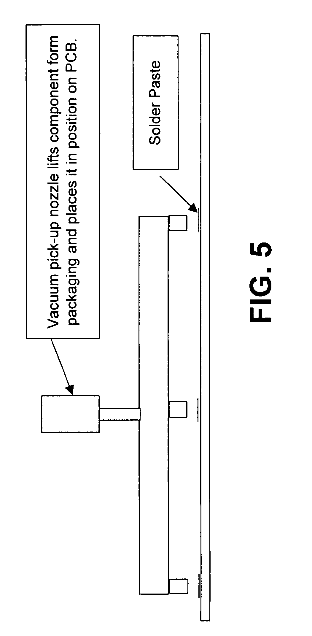 Patent Us6880243 Stiffener For Stiffening A Circuit Board Google Conventional Printed Wave Soldered Drawing