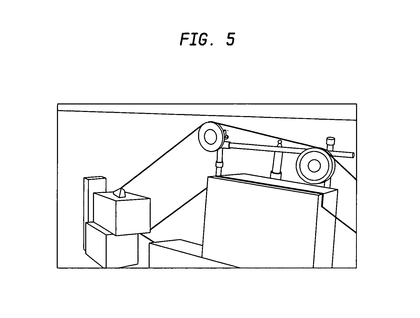 patent us6881131 - method and apparatus for diamond wire cutting of metal structures