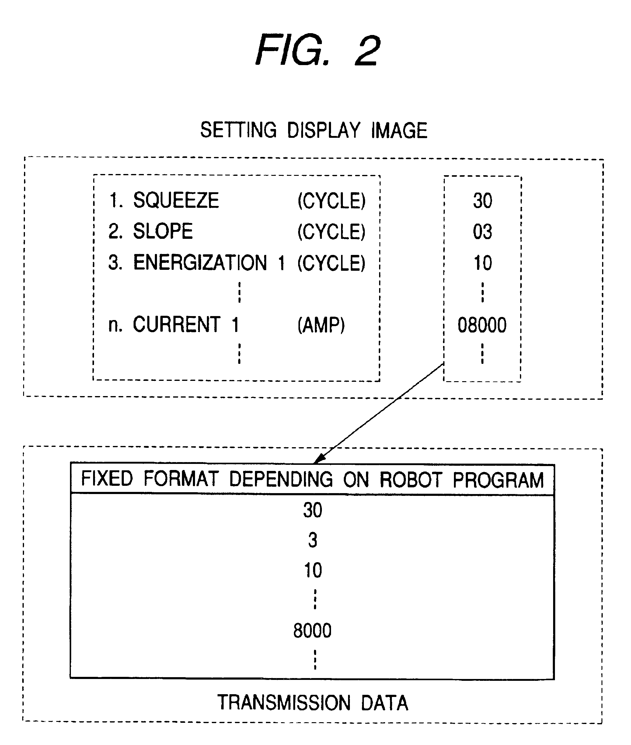 Patent Us6881920 Welding Parameters Setting Method For A Resistance Block Diagram Drawing