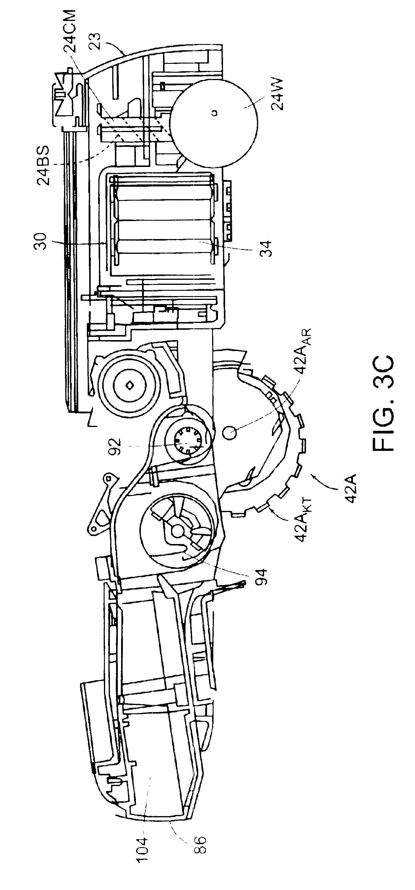 Patent Us6883201 Autonomous Floor Cleaning Robot