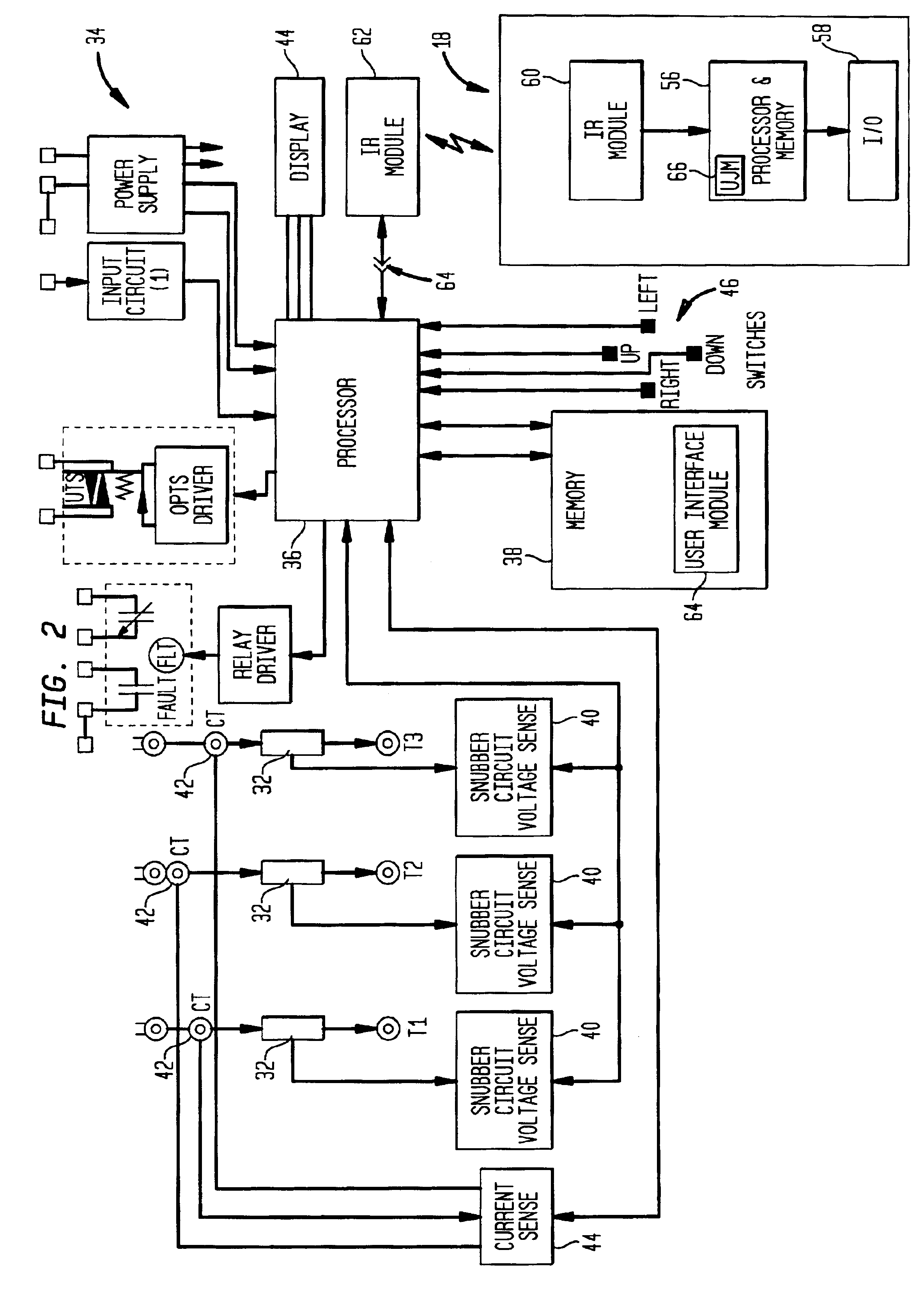 US06894452 20050517 D00002 patent us6894452 system and method for configurable motor altivar 71 wiring diagram at gsmx.co