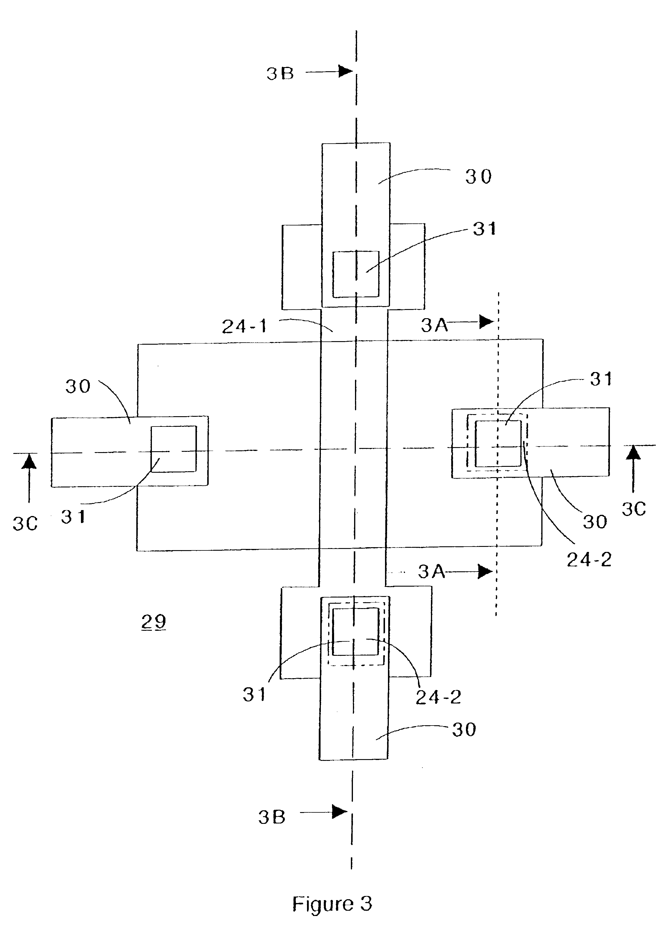 patent us6897535 - integrated circuit with reverse engineering protection