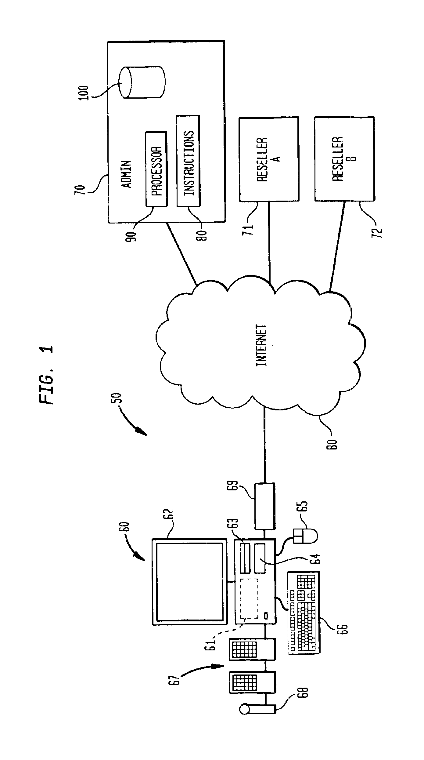 Patent Us6901376 Method And System For Facilitating