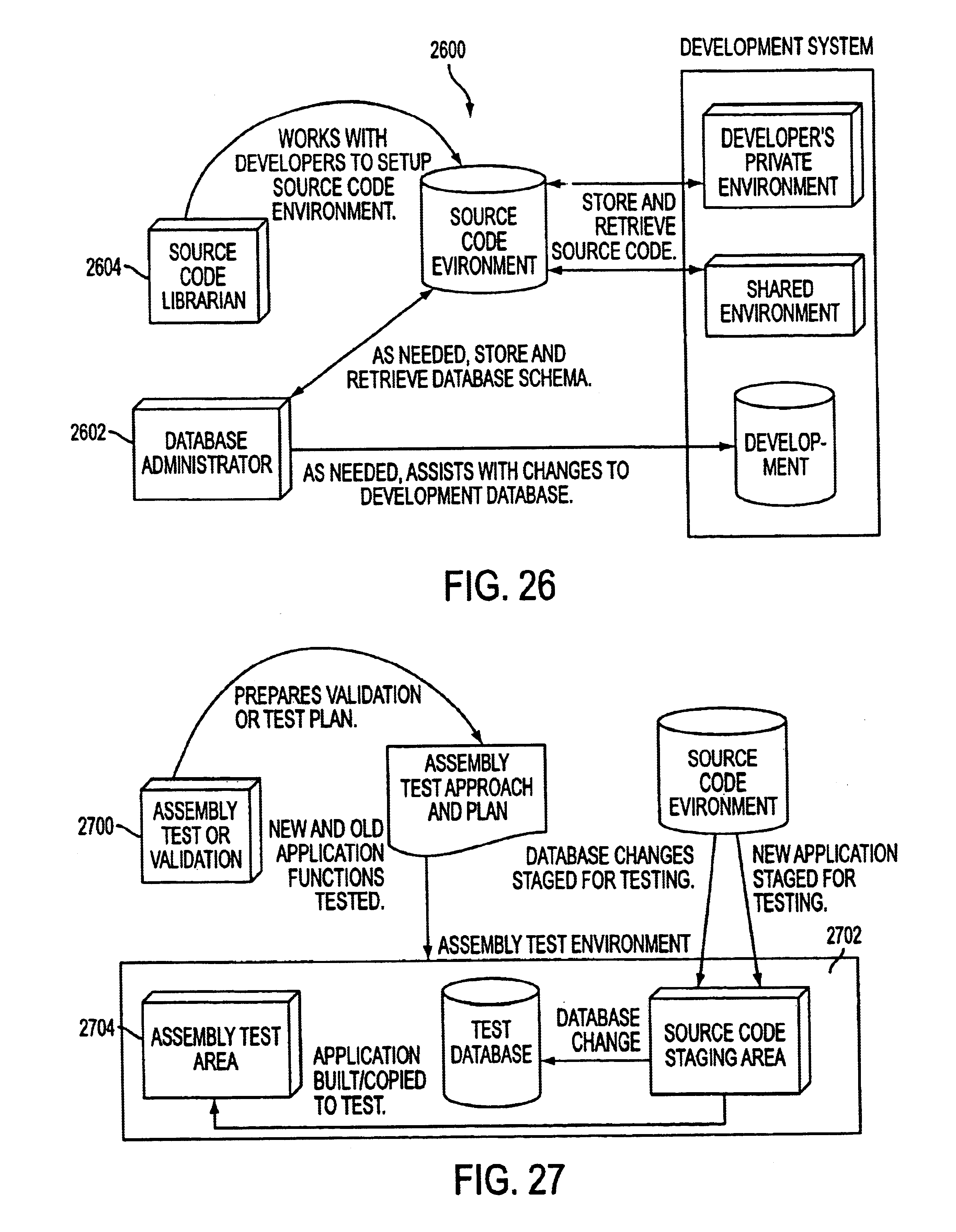 Patent US6907546 - Language-driven interface for an