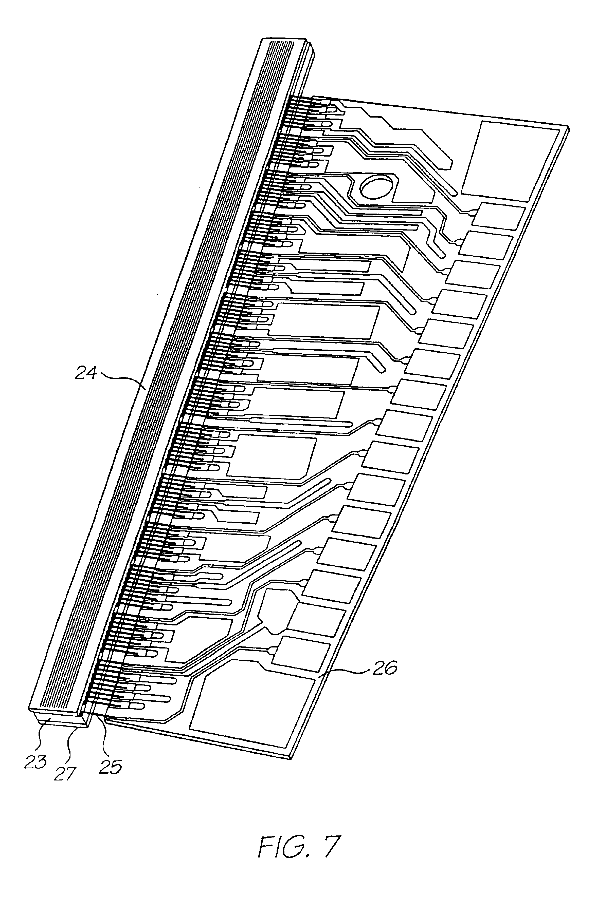 patent us6913344 - printhead assembly
