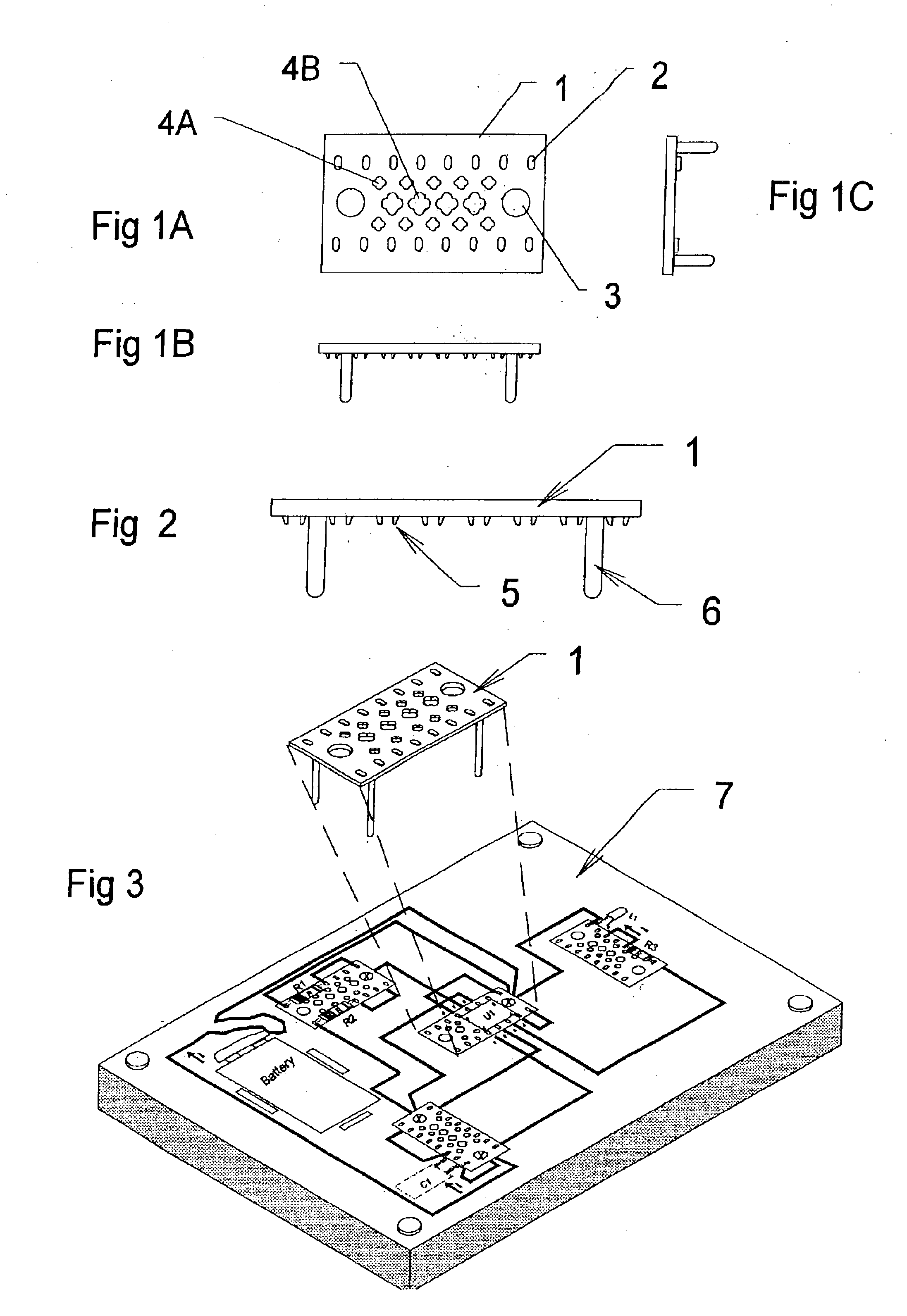 Patent Us6916211 Electrical Circuit Breadboard Google Patents Battery Tester Schematic Drawing
