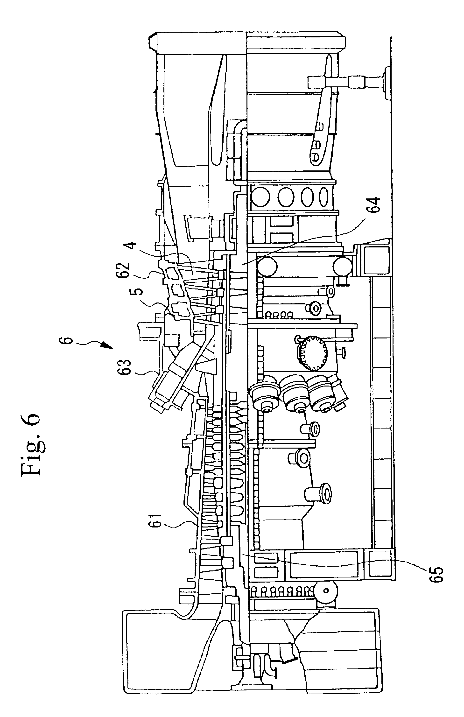 Patent US Thermal barrier coating material gas turbine