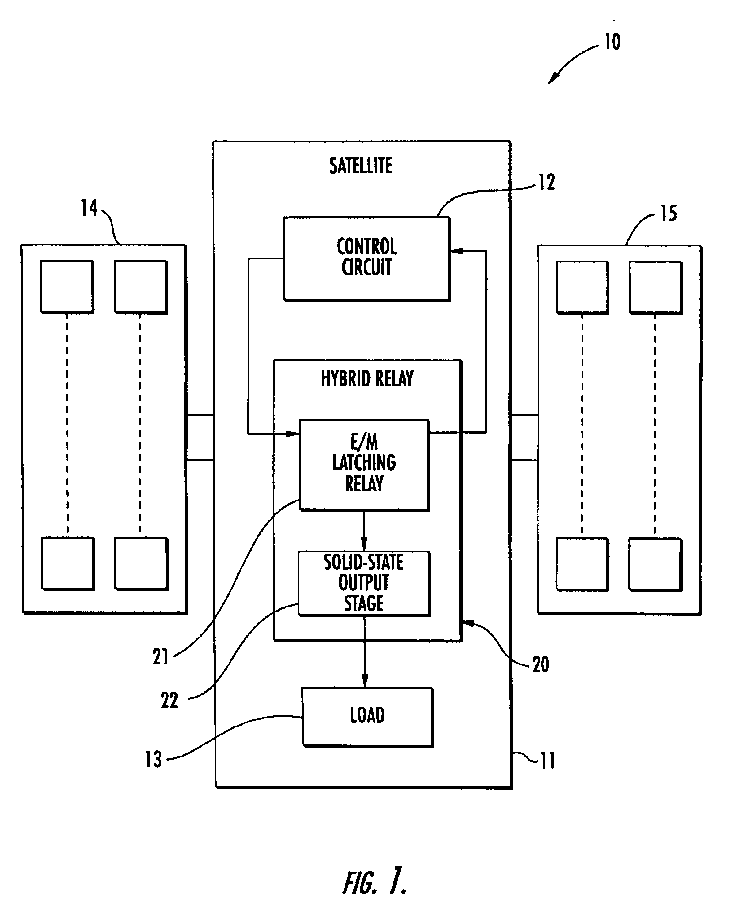 Patent Us6917500 Hybrid Relay Including Solid State Output And Watlow Drawing