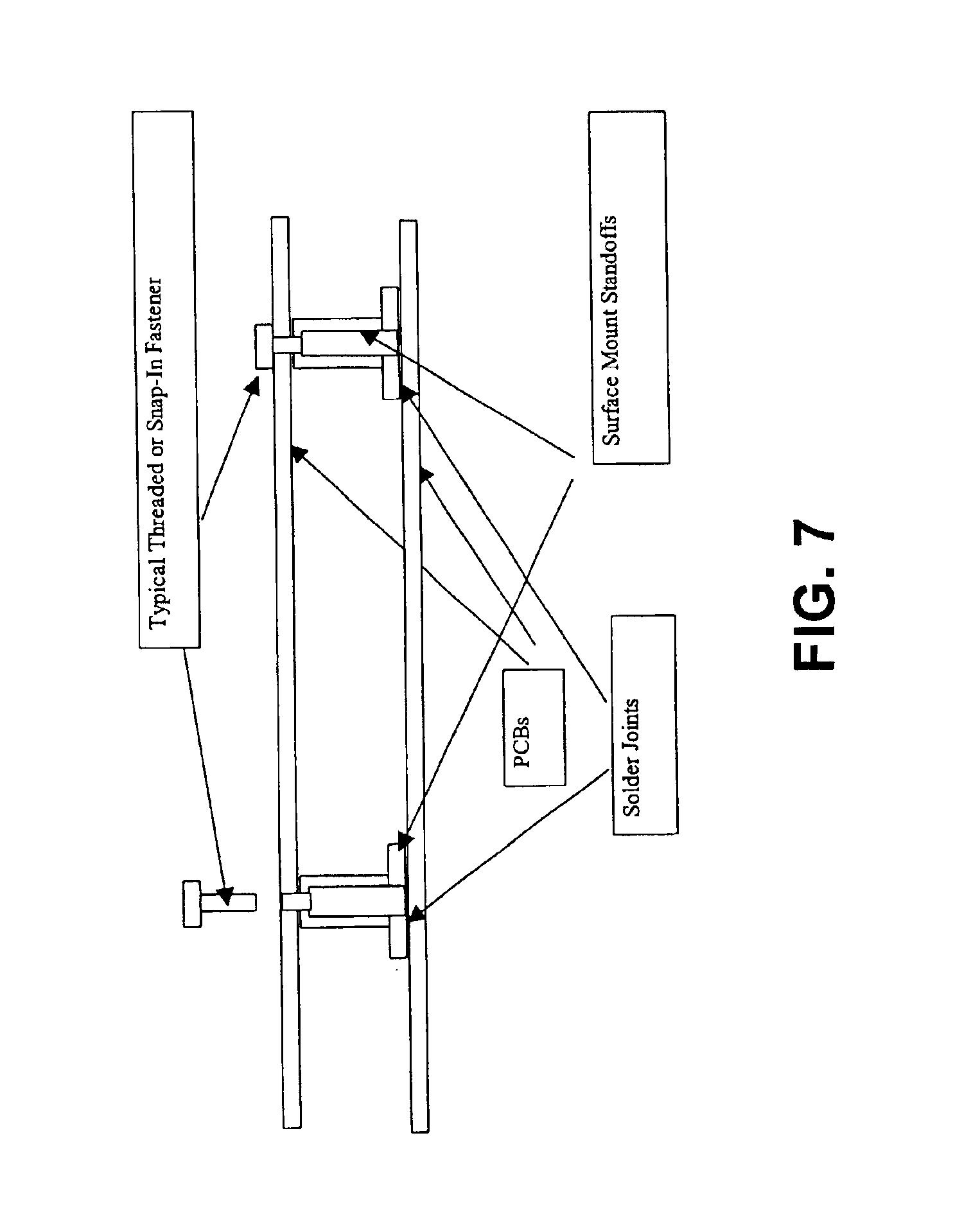 patent us6923691 - circuit board standoff