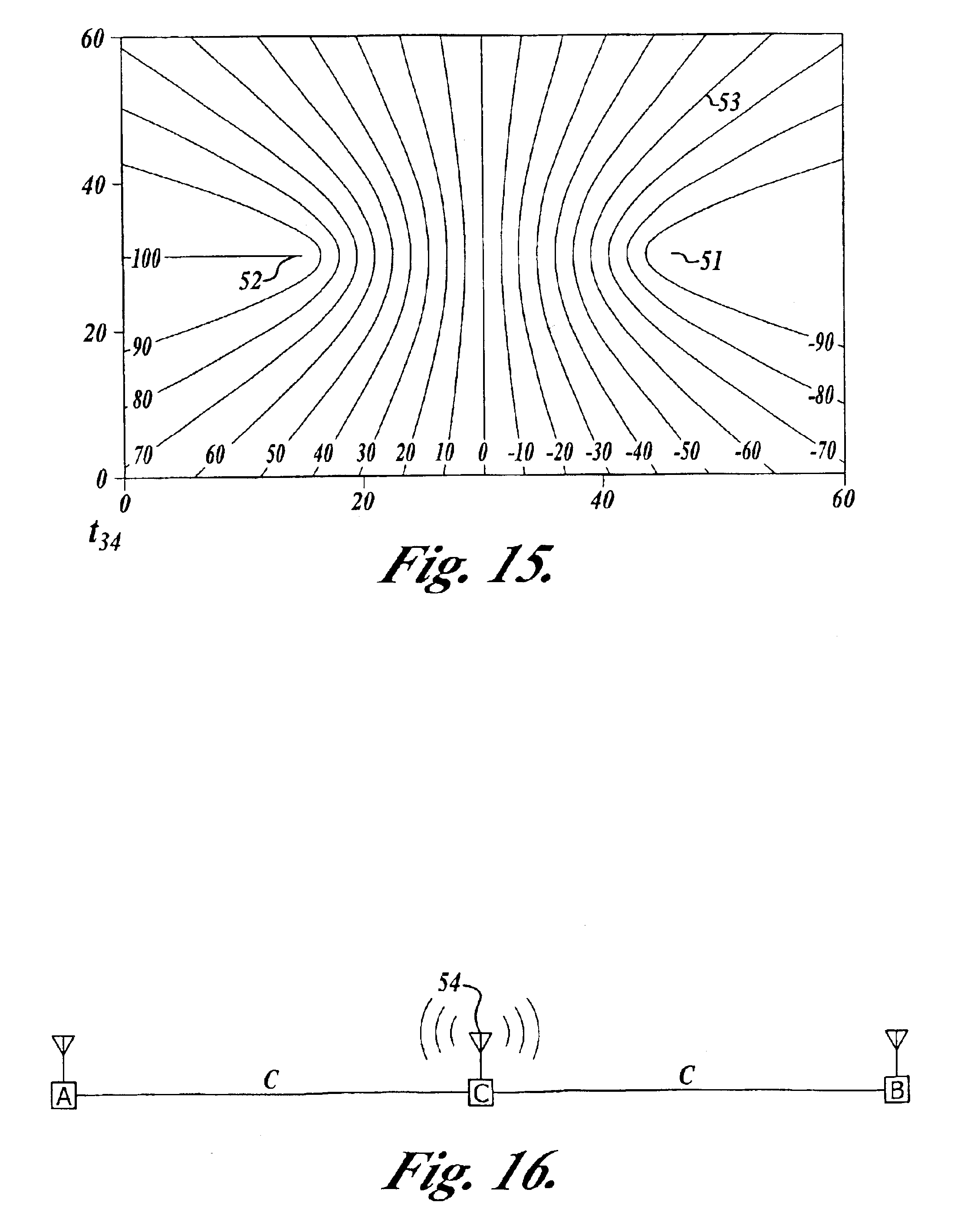 patente us6927579 - parallel arc fault diagnostic for aircraft wiring