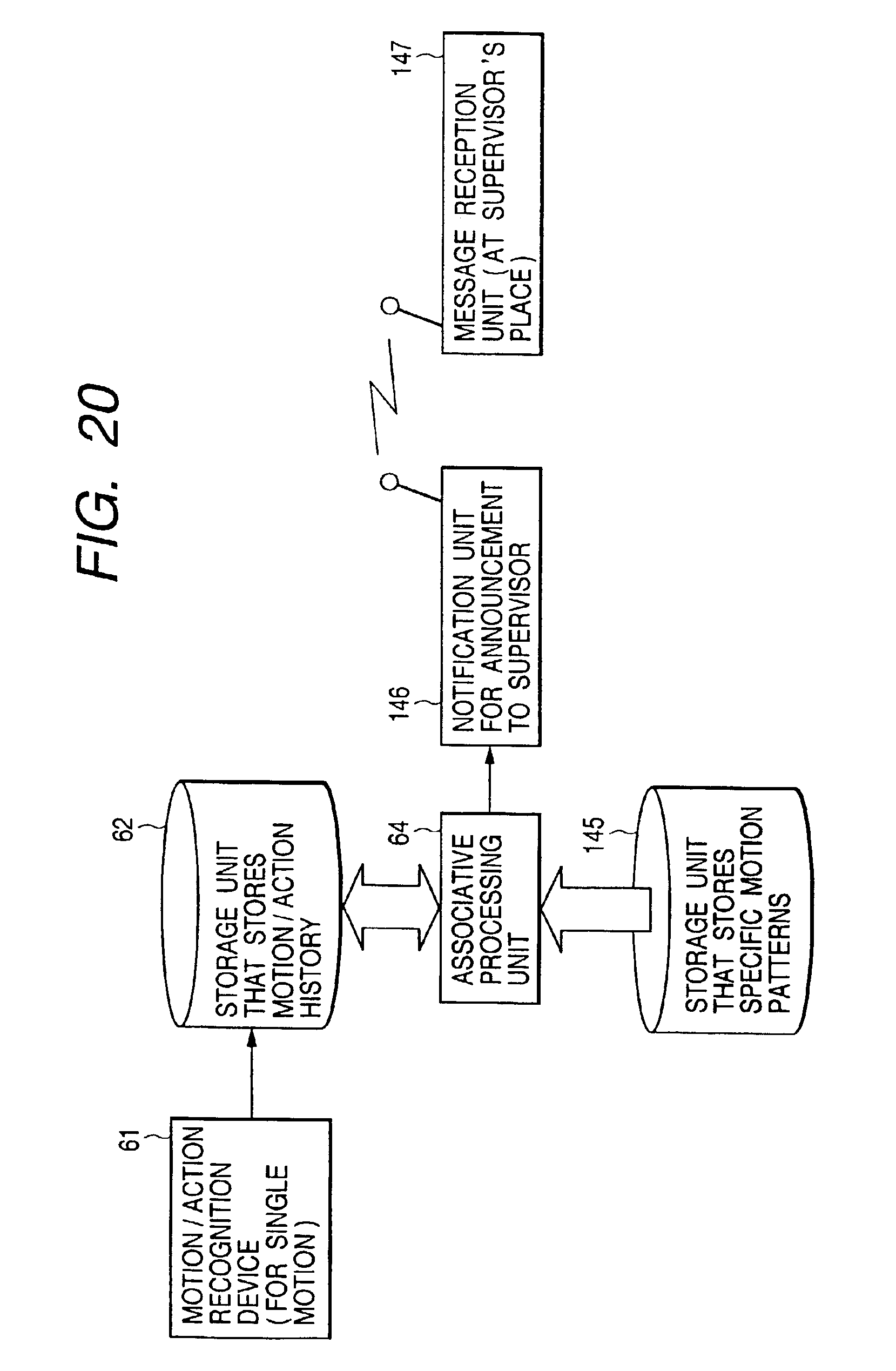 Patent Us6941239 Method Apparatus And System For Recognizing Fig 2 A Wiring Diagram Of Ward Reverse Jogging Circuit Drawing