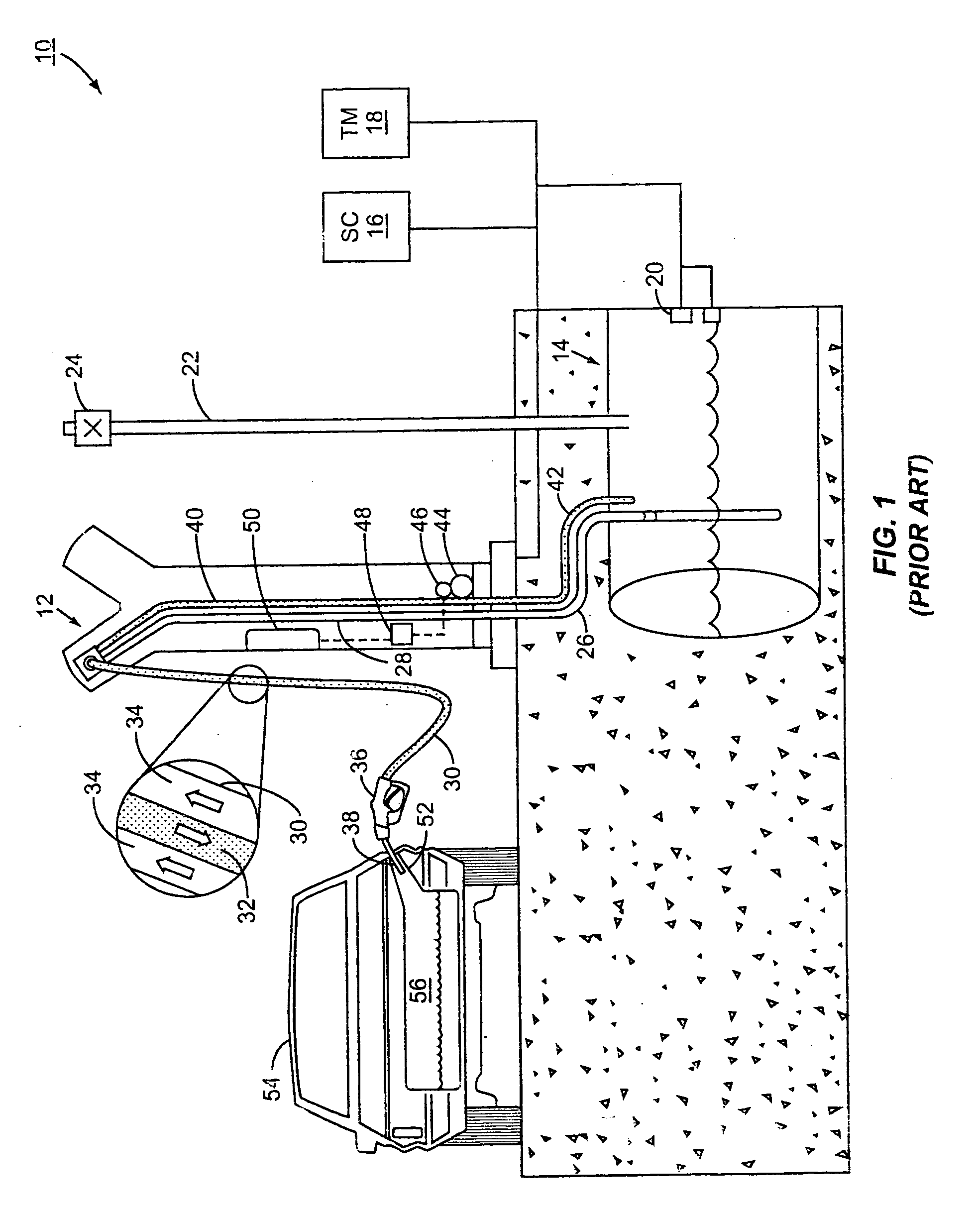 Patent Us6941978 Vapor Recovery System With Orvr