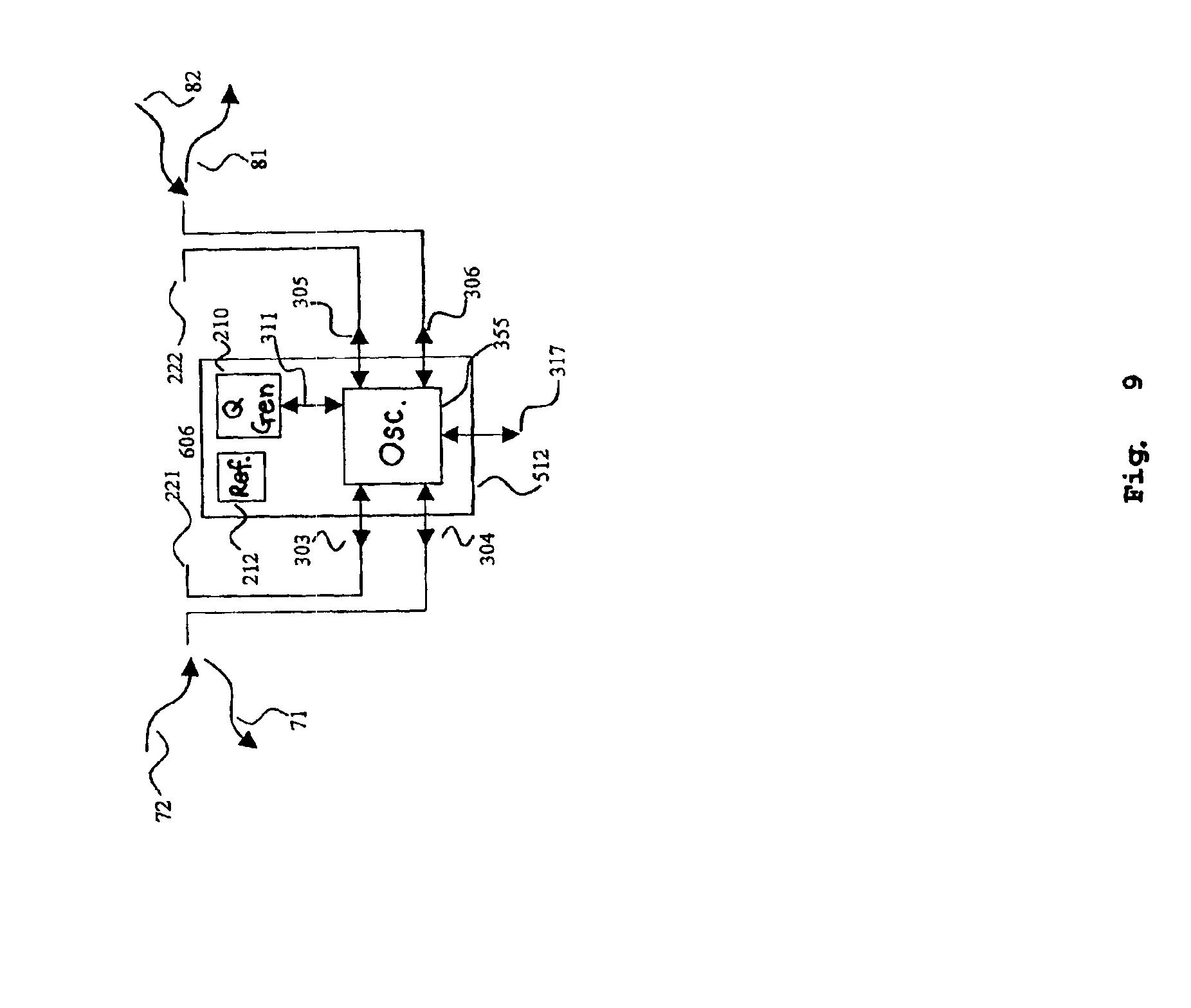 Patent Us6946989 Transponder Including System Radar Circuit Diagram Tradeoficcom Drawing