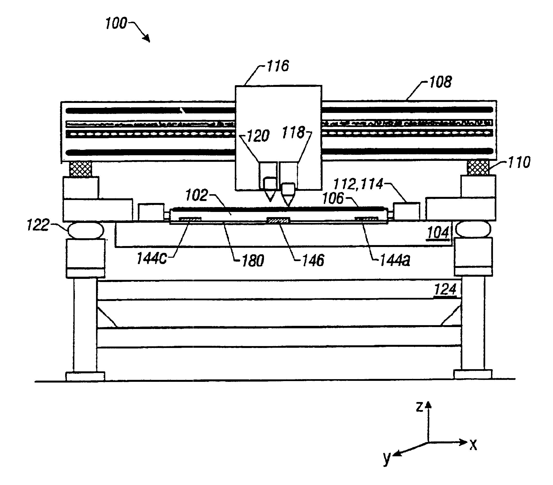 Patent US6949844 - High-speed precision positioning apparatus ...