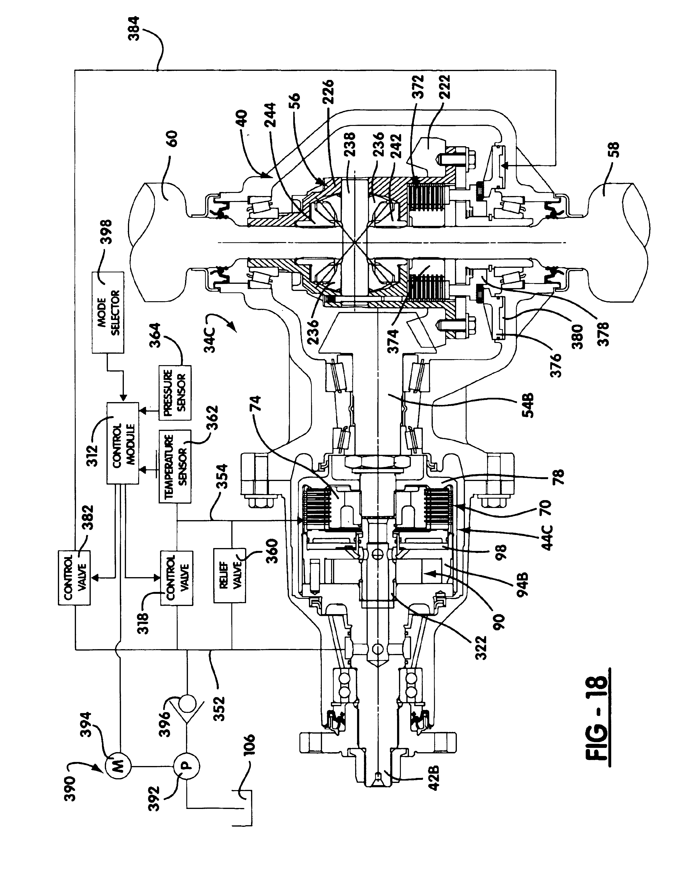 Patent Us Electronically Tuned Hydromechanical Coupling Rh Encrypted Google Com Ford Edge Battery Cables Ford Edge Ptu Failure