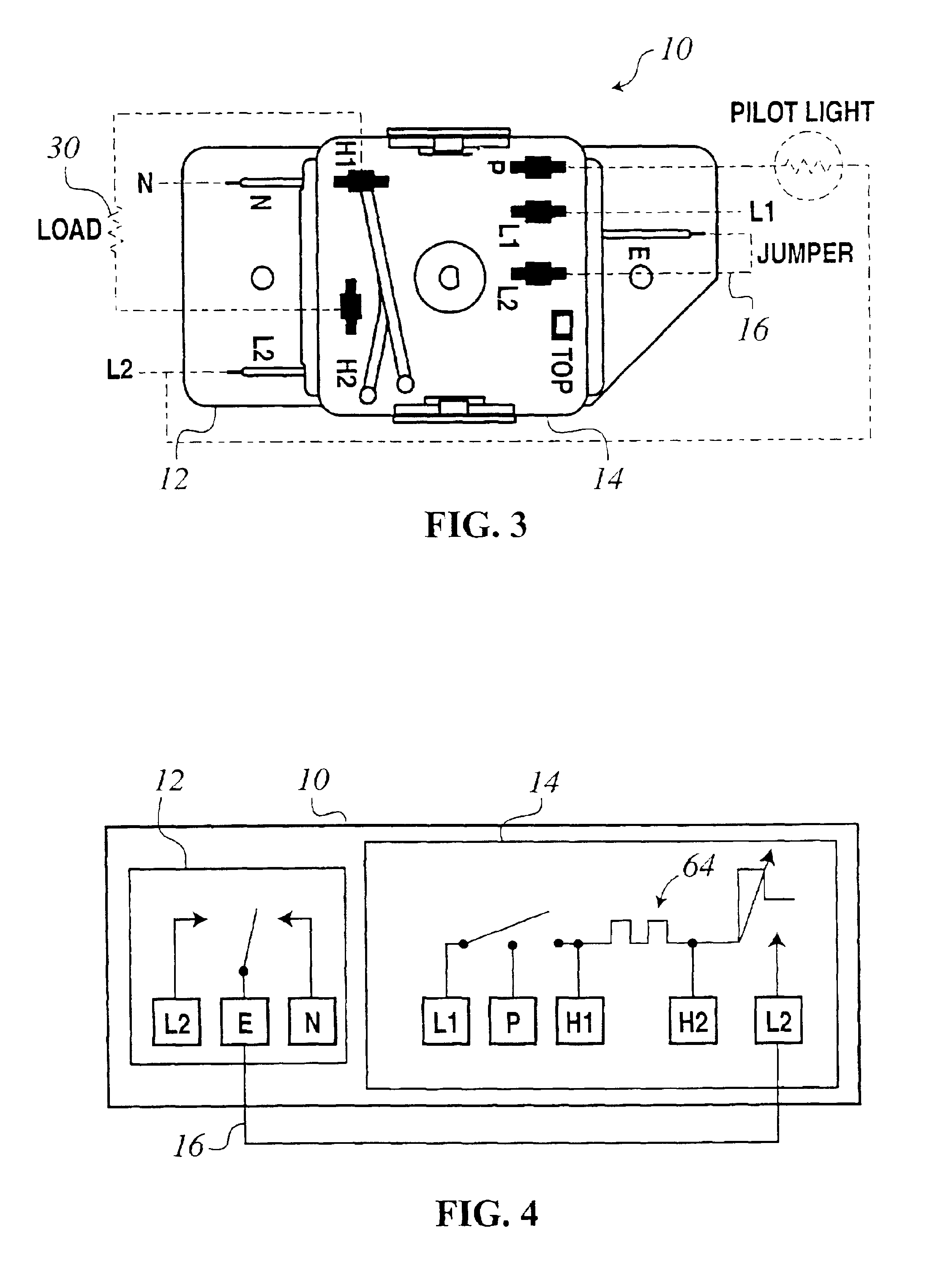Patent Us6953915 Switching System For Plural Simmer