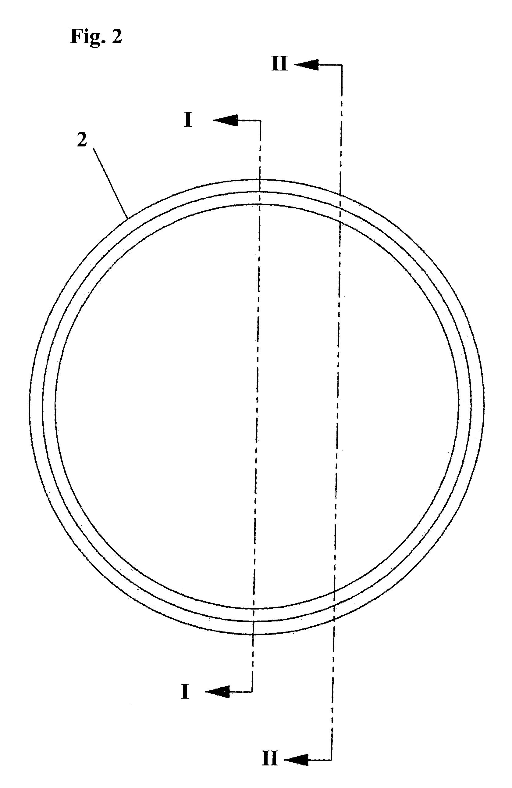 solid state flow sensor