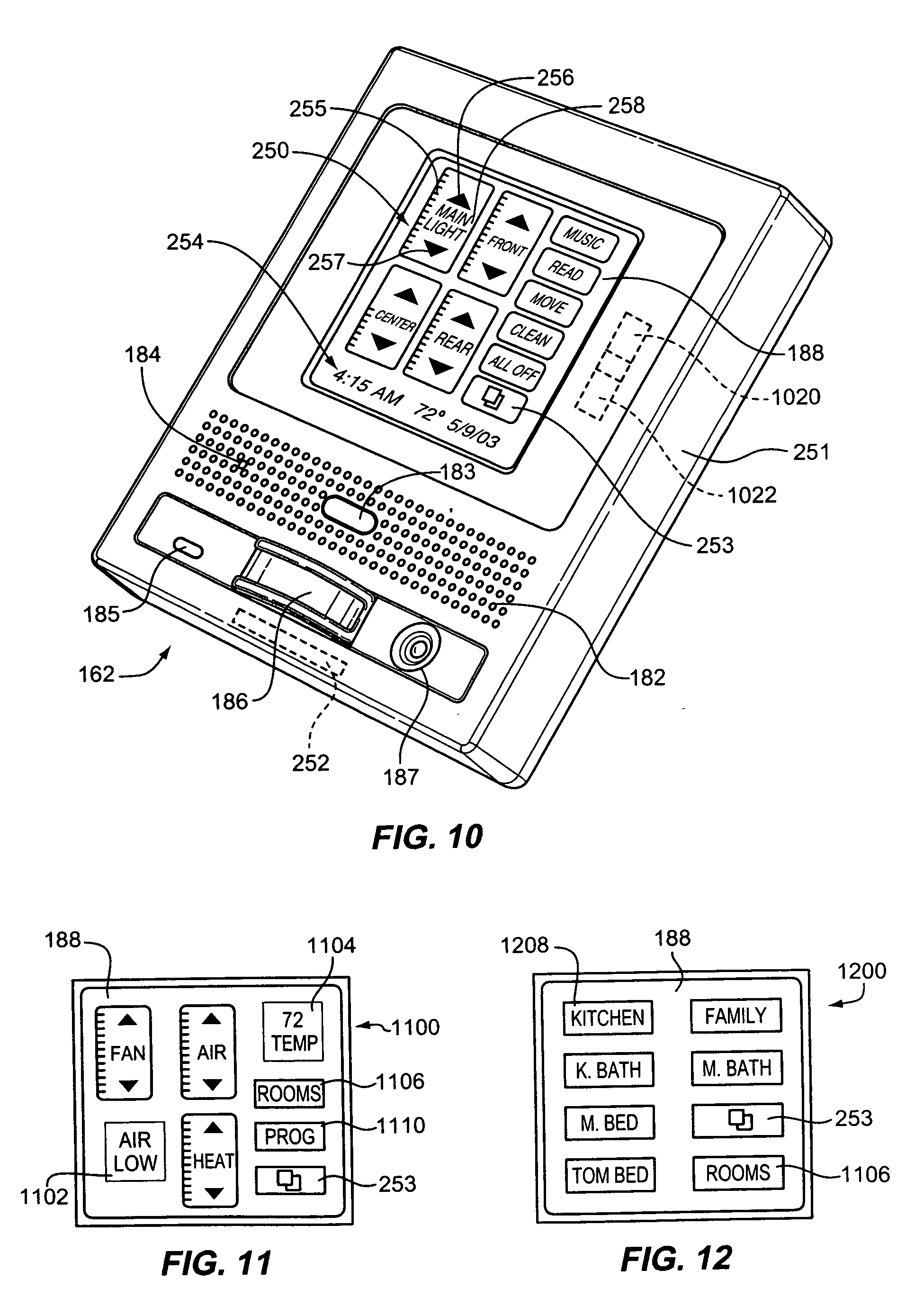 patent us6967565 - building automation system